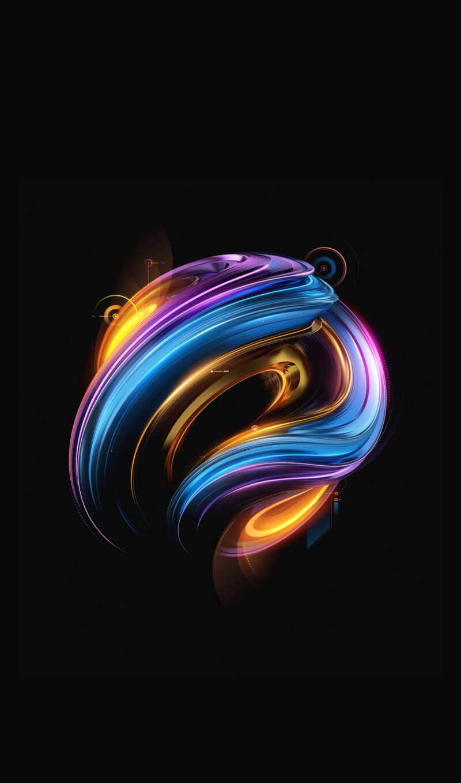 color, gradient, волна, abstract, colourful, organic, product, выбрать, использование, colorful