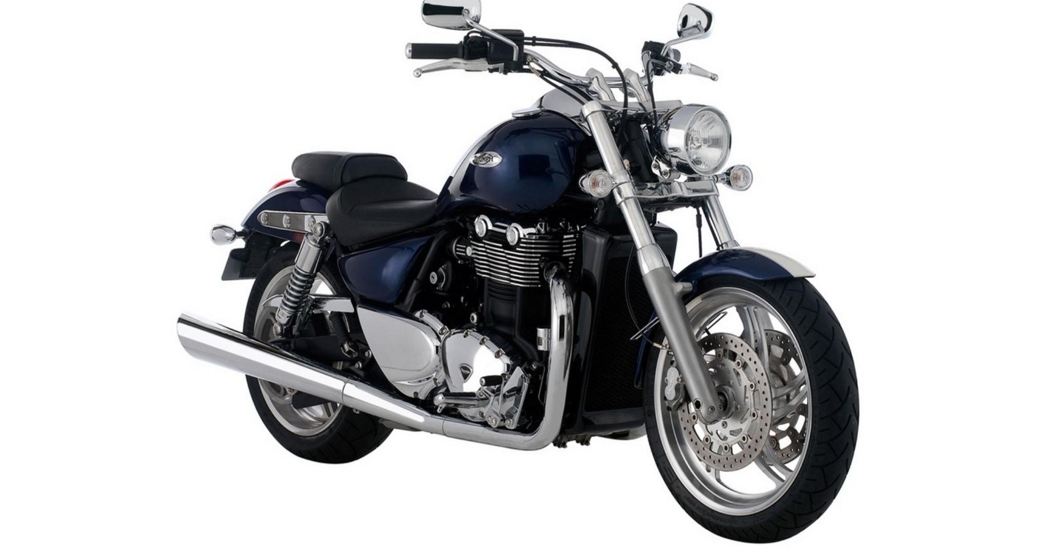 Обои Thunderbird, Triumph, bike. Мотоциклы foto 9