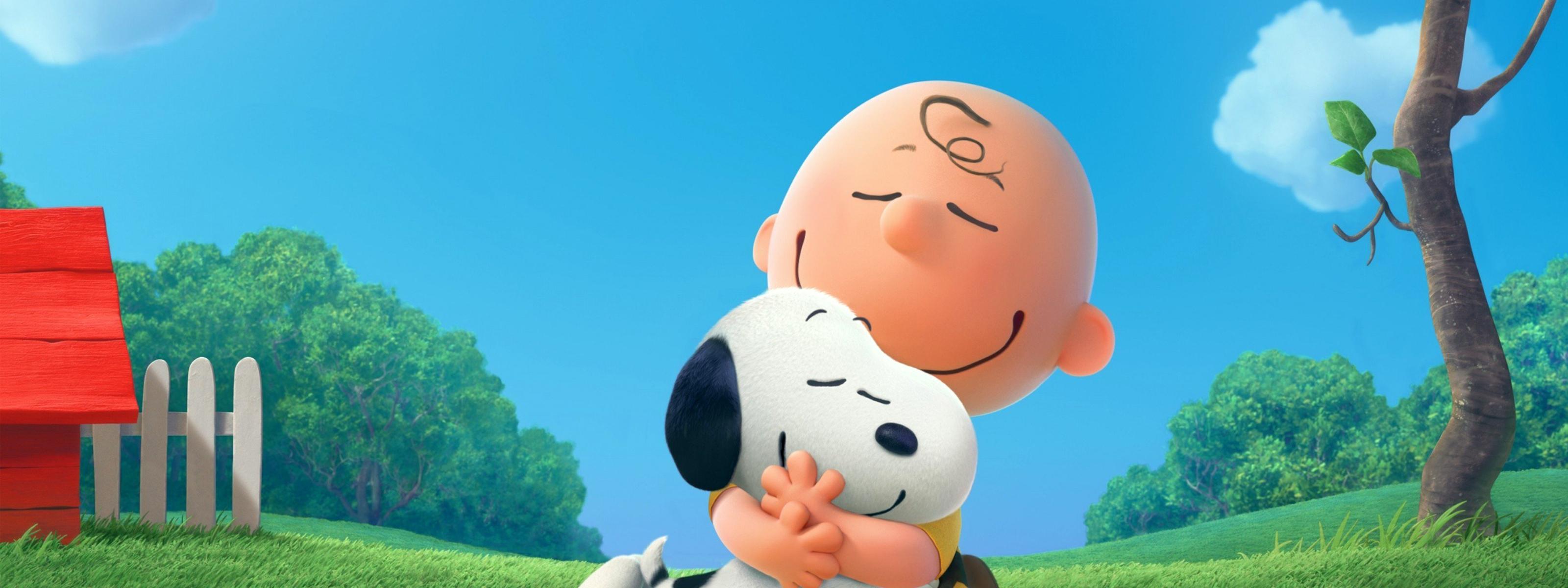 Обои Snoopy. Рендеринг foto 12