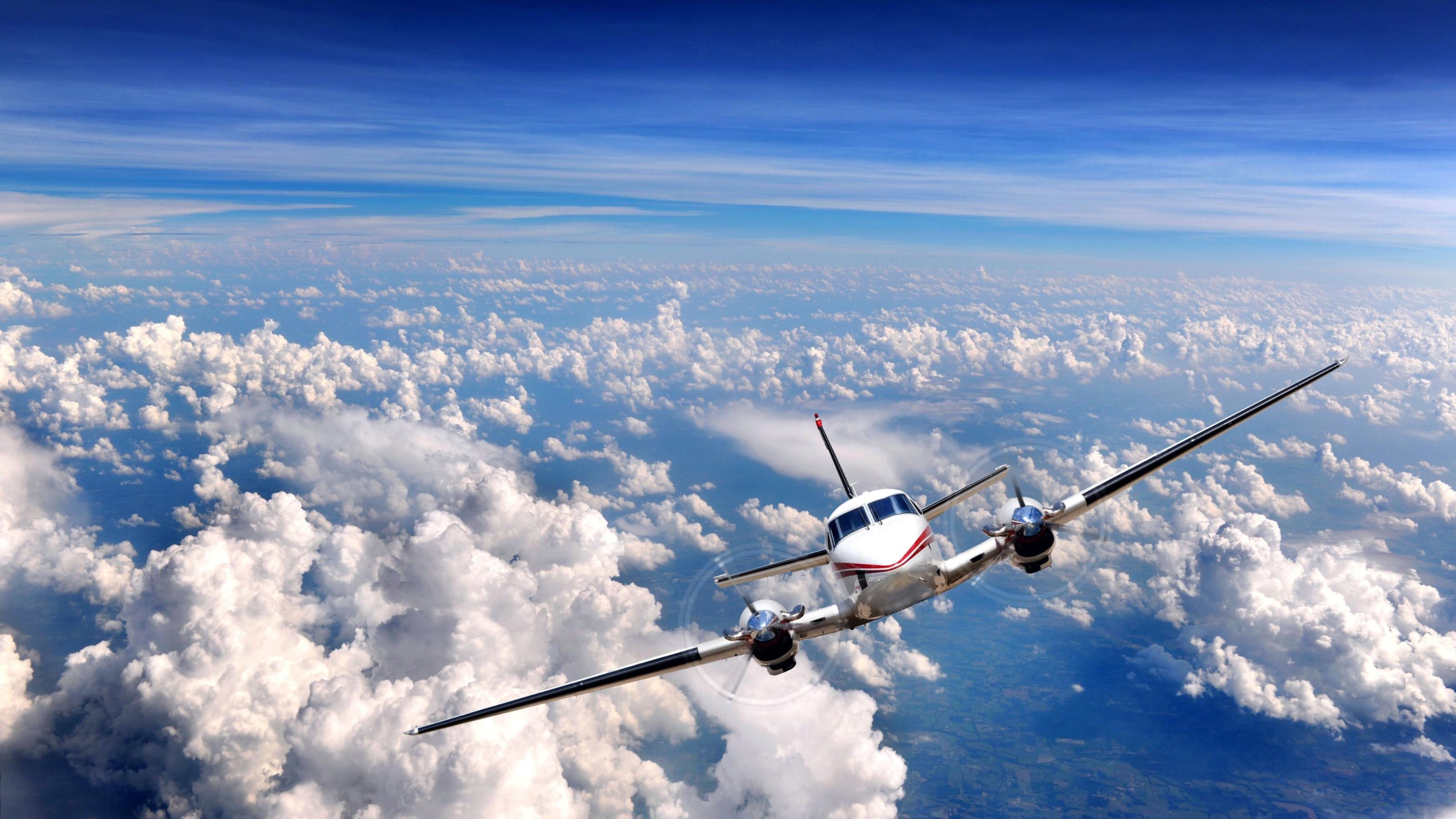 Обои Airplane, sky. Авиация foto 13