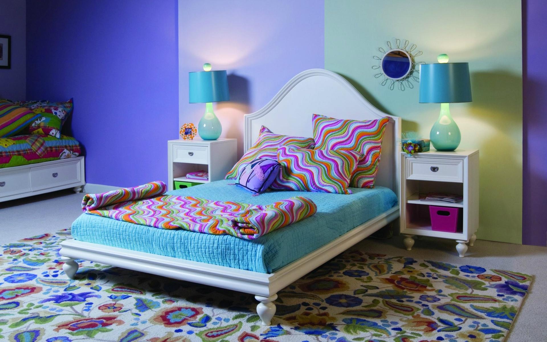 Интерьер ковры кровать  № 3537301 без смс