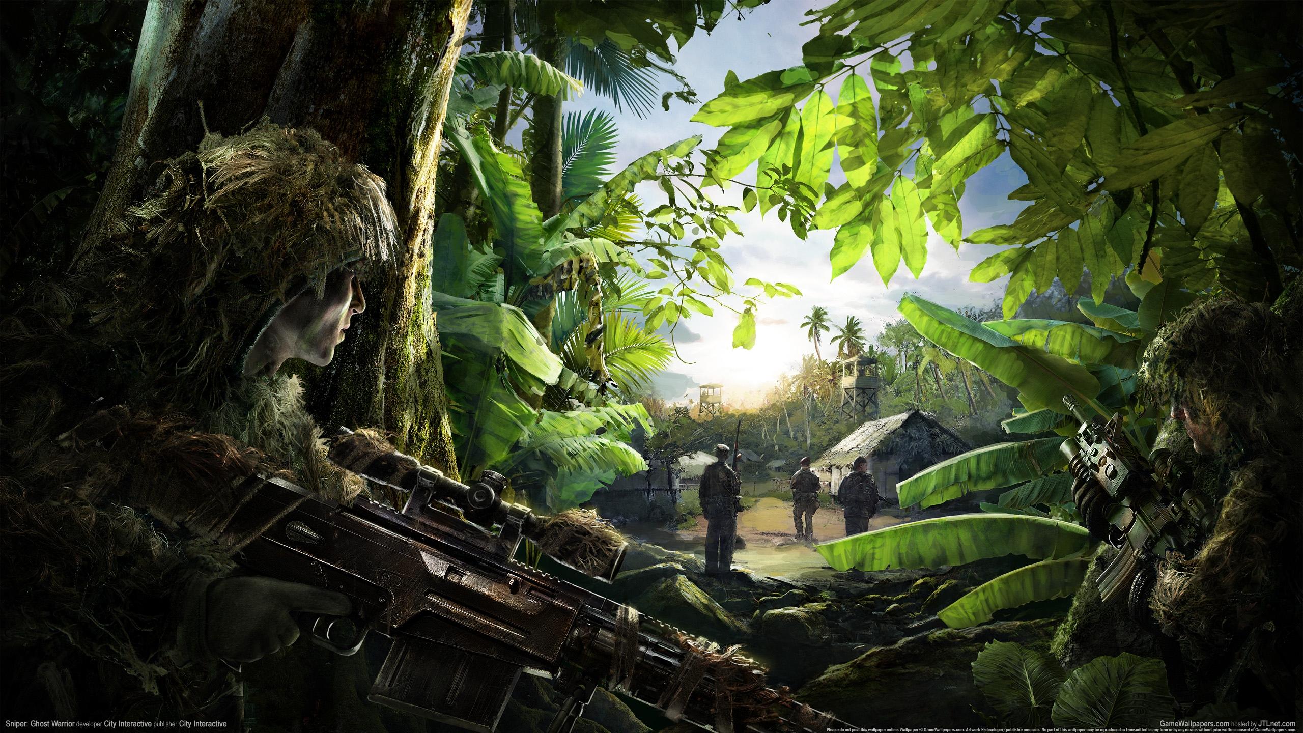 Sniper2 игра  № 2328158 загрузить