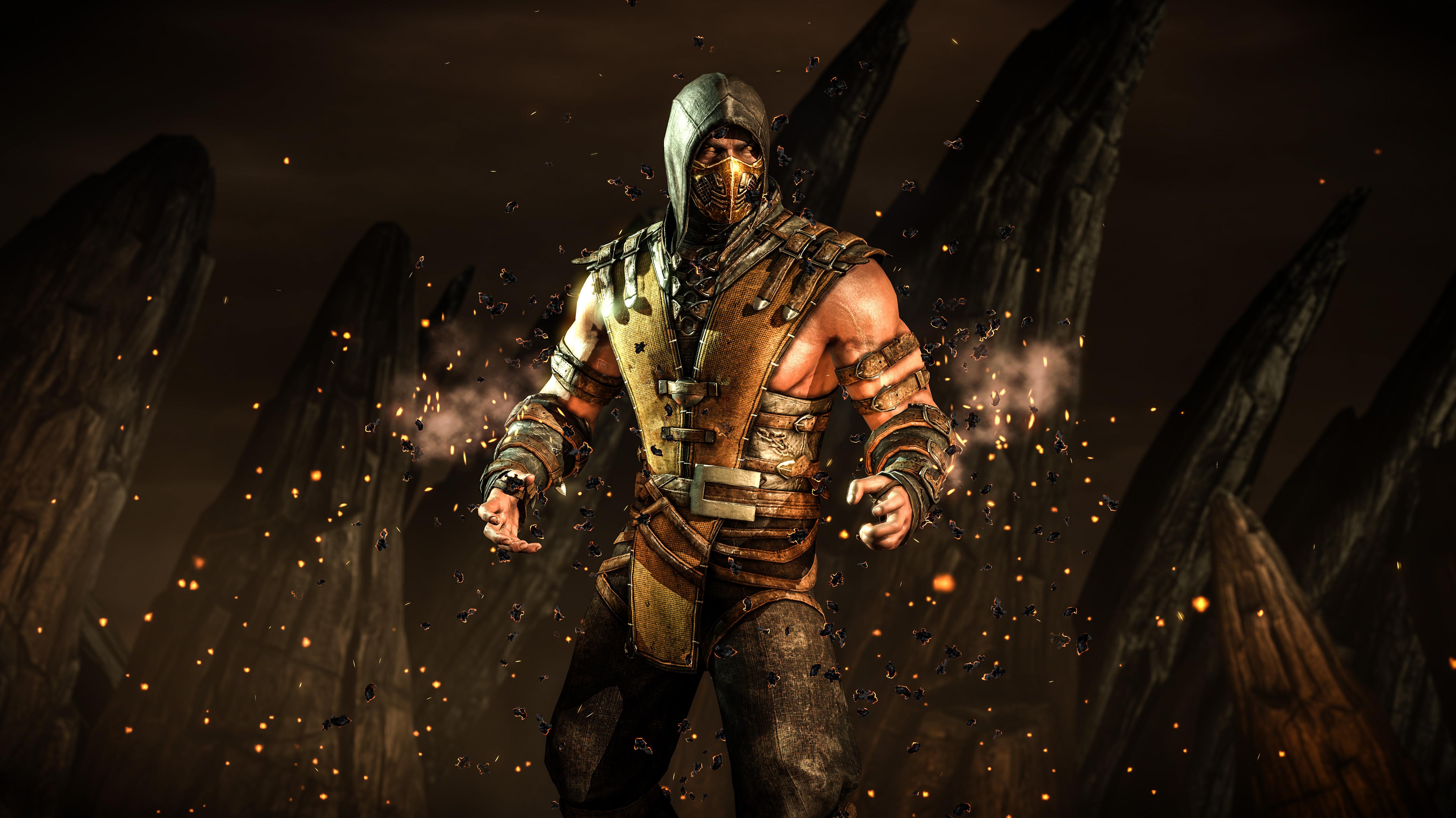 игры Mortal Combat анонимно