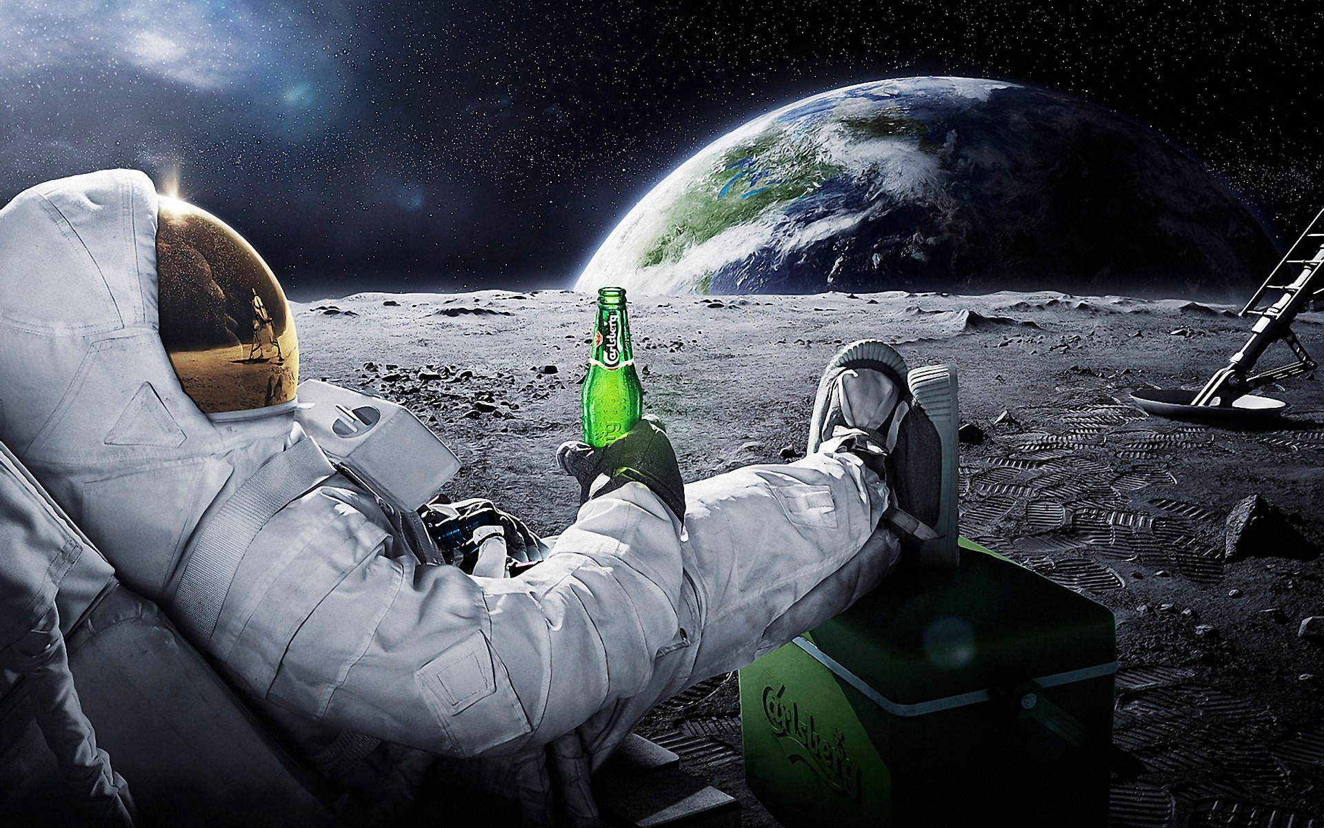 Дедушк, космонавты картинки прикольные