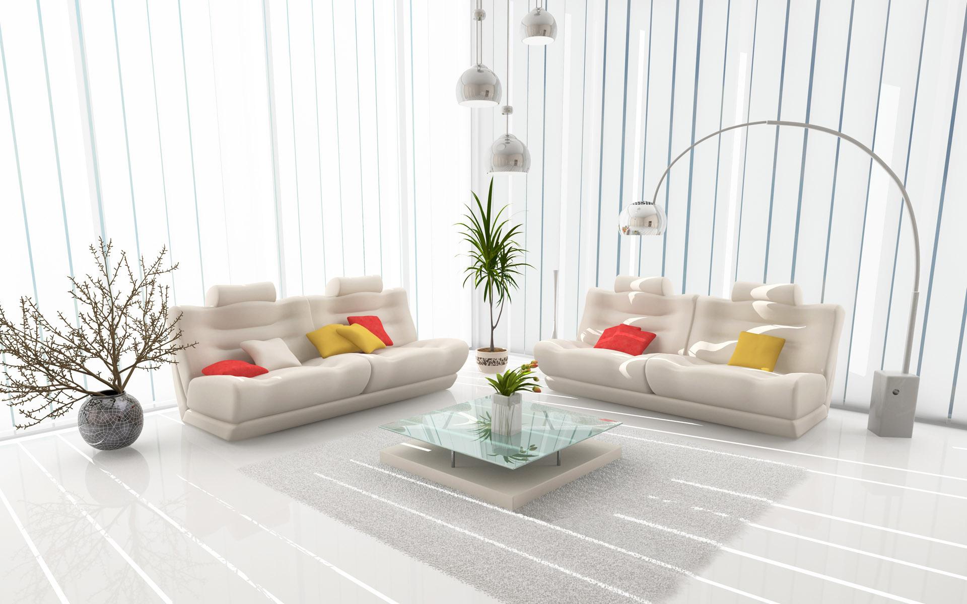 интерьер диван комната  № 3531361 загрузить