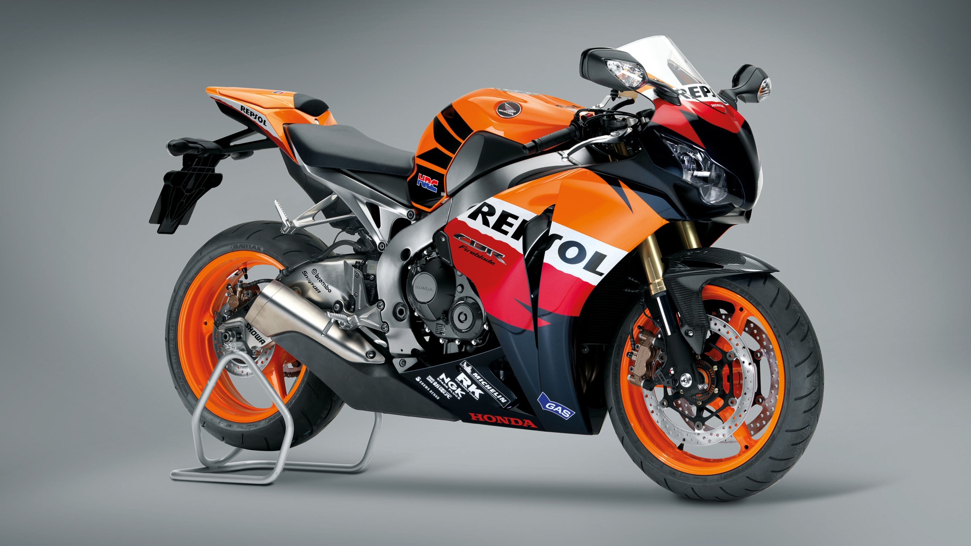 спортивный мотоцикл Honda  № 3935586  скачать