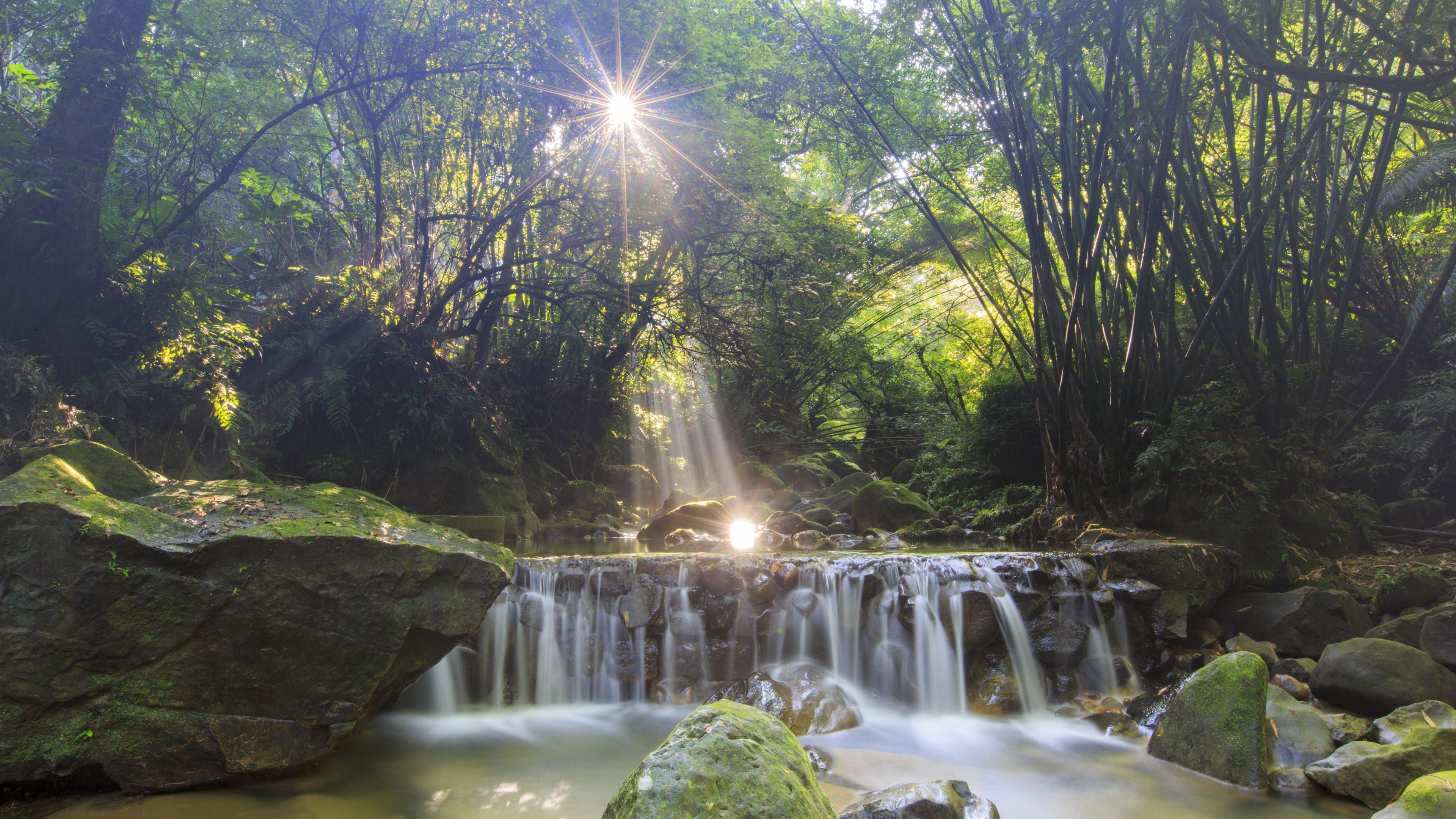 природа водопад  № 394158  скачать