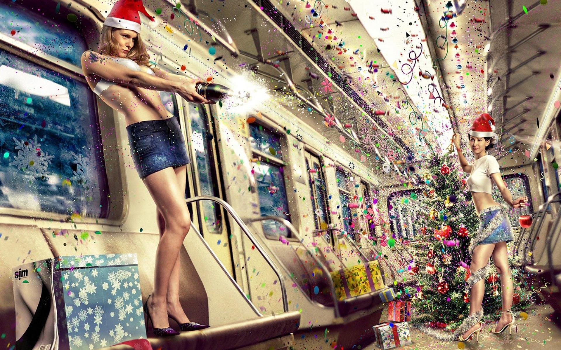 Картинки про, с новым годом креативные картинки