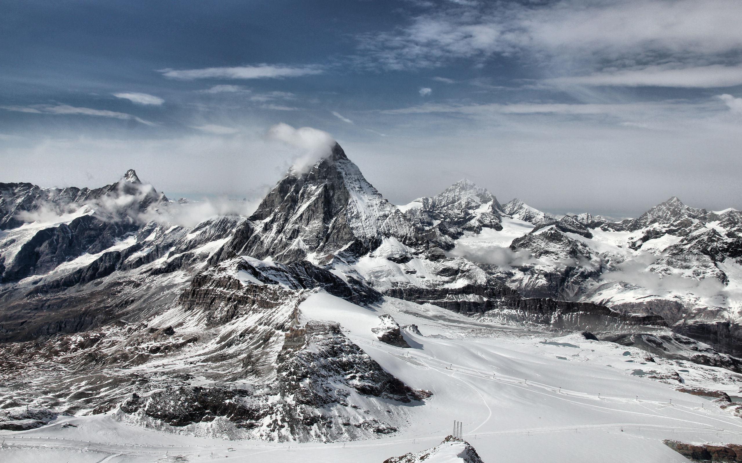 горы высота снег  № 385065 загрузить