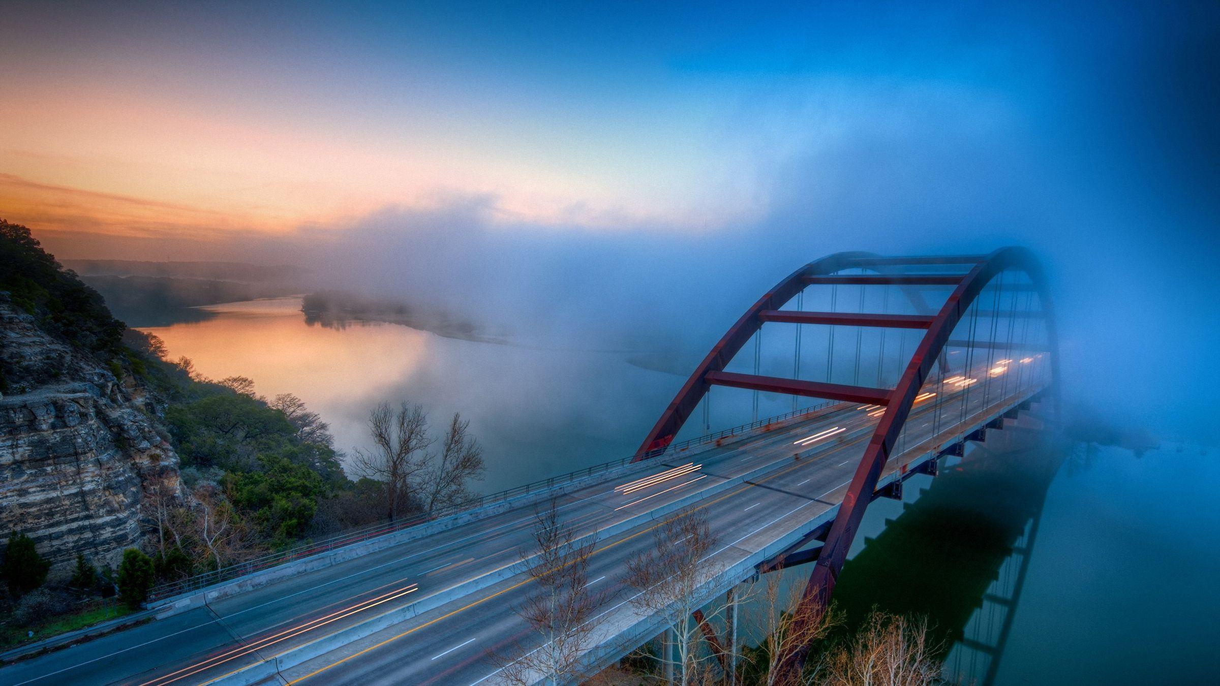 Мост над дорогой  № 2225367 без смс
