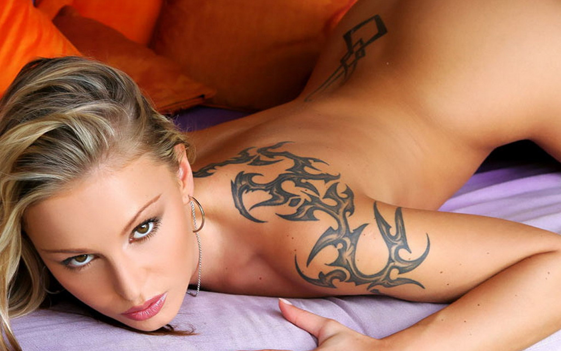 Tattoo erotic