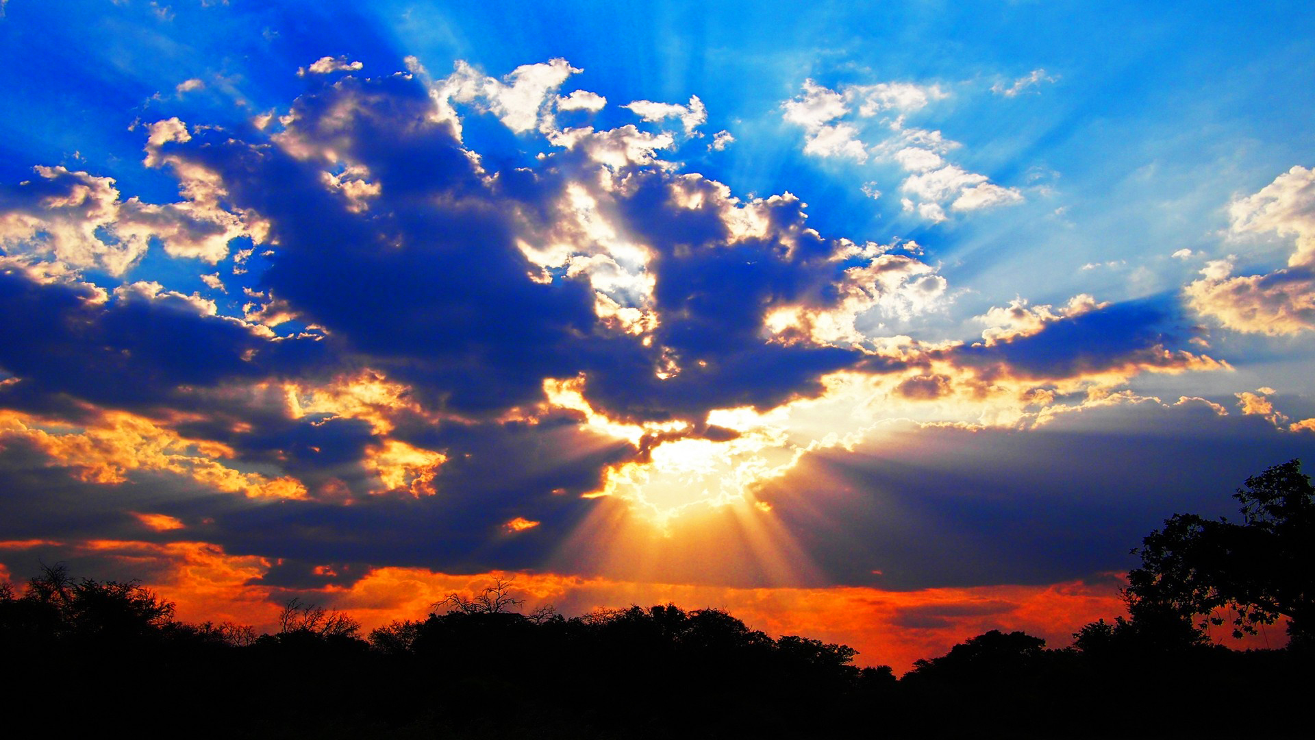 Распечатать картинки с небом