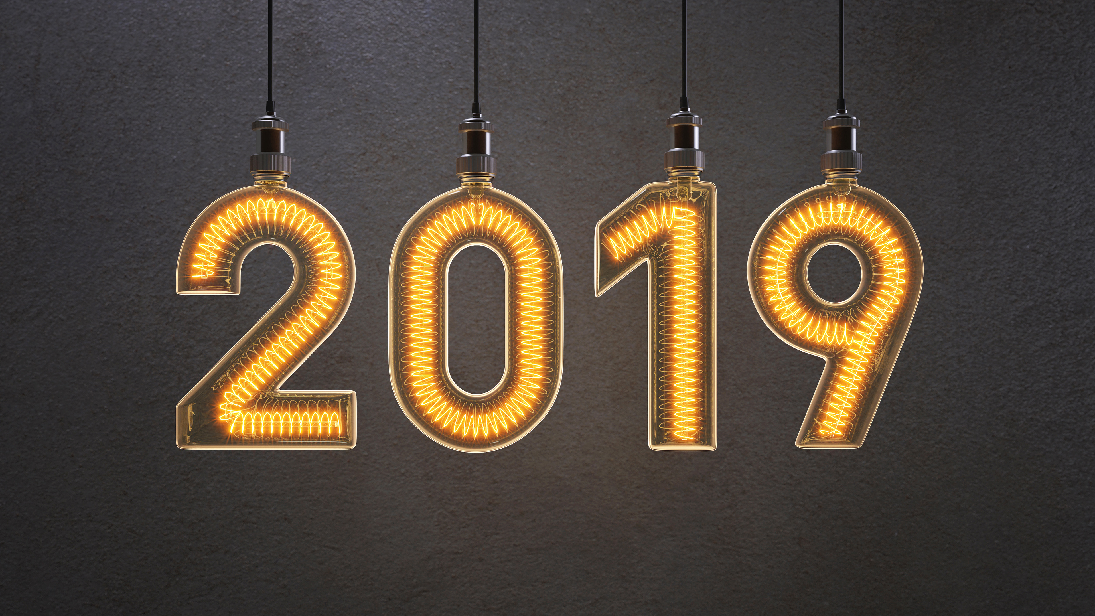 Картинки для рабочего стола новогодние 2019