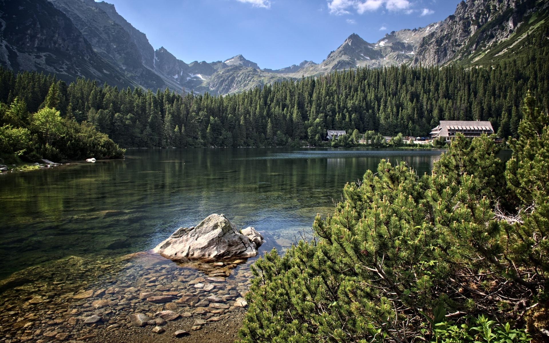 Pieniny, Kluszkowce, Tatra Mountains, Poland  № 8243  скачать