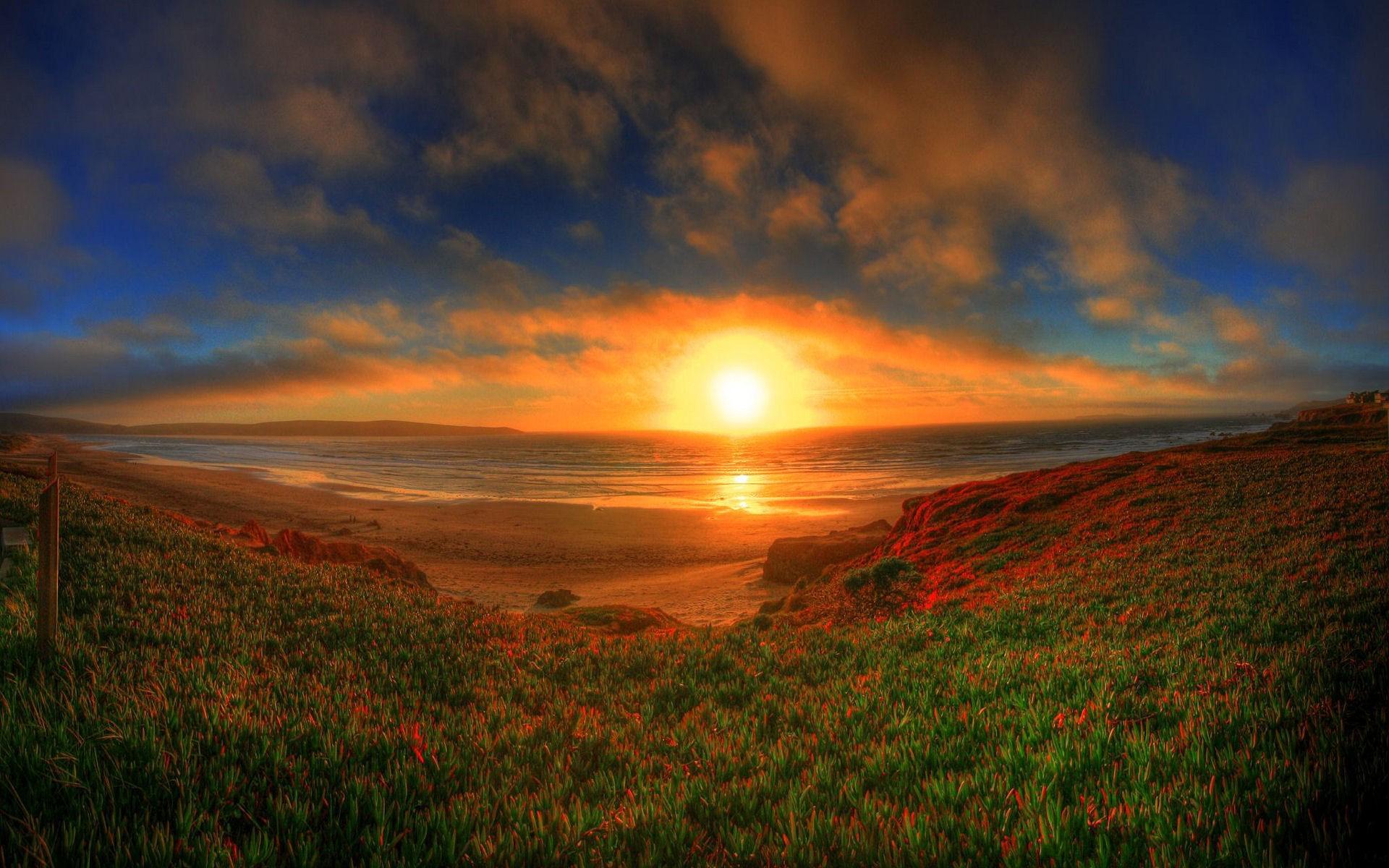 Картинки рассвет закат, надписью