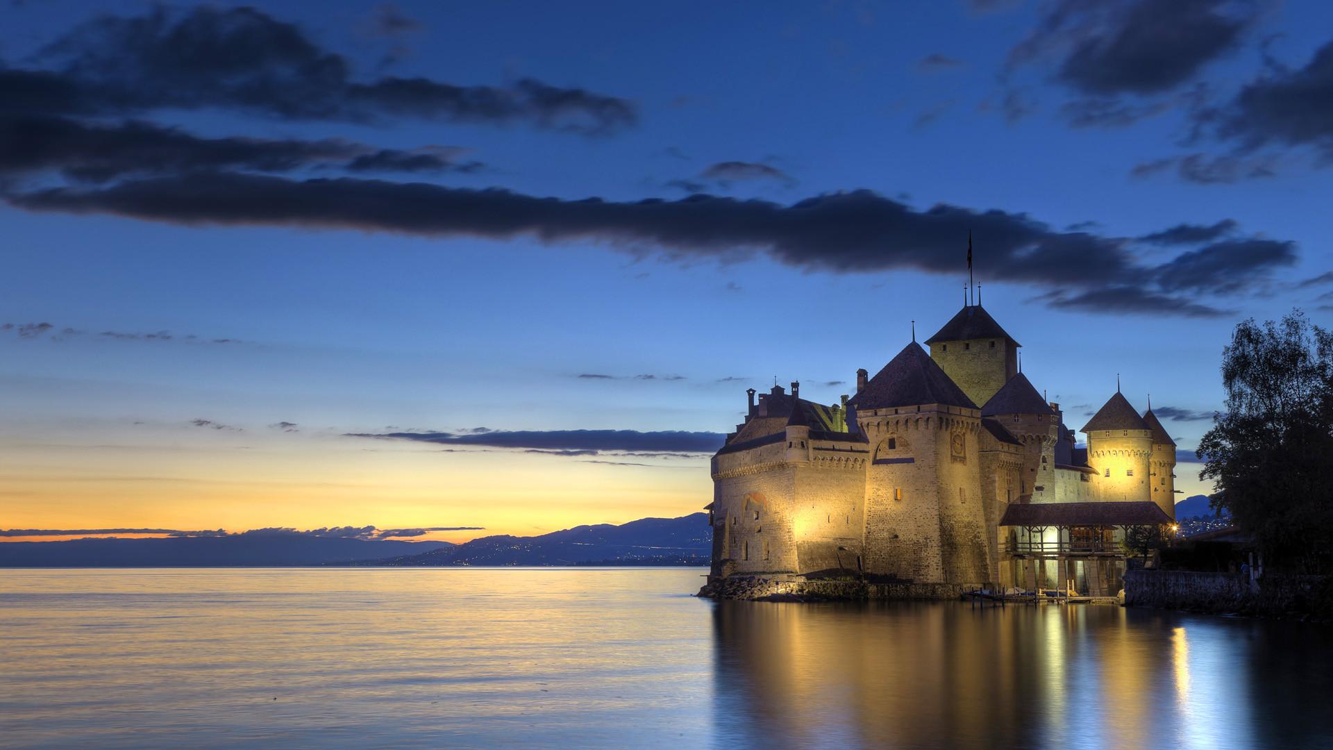замок на воде  № 158503 без смс