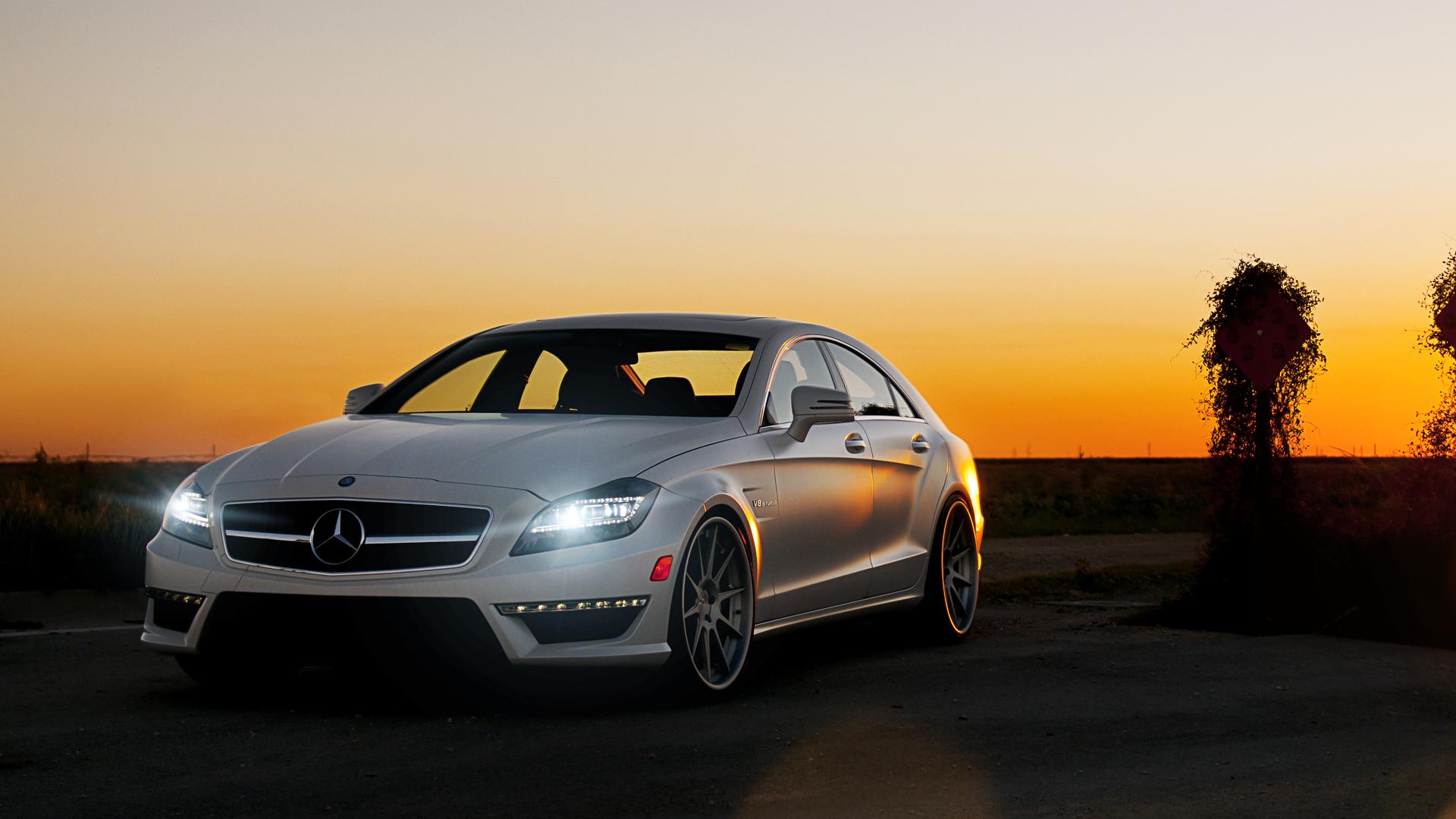 Mercedes без регистрации
