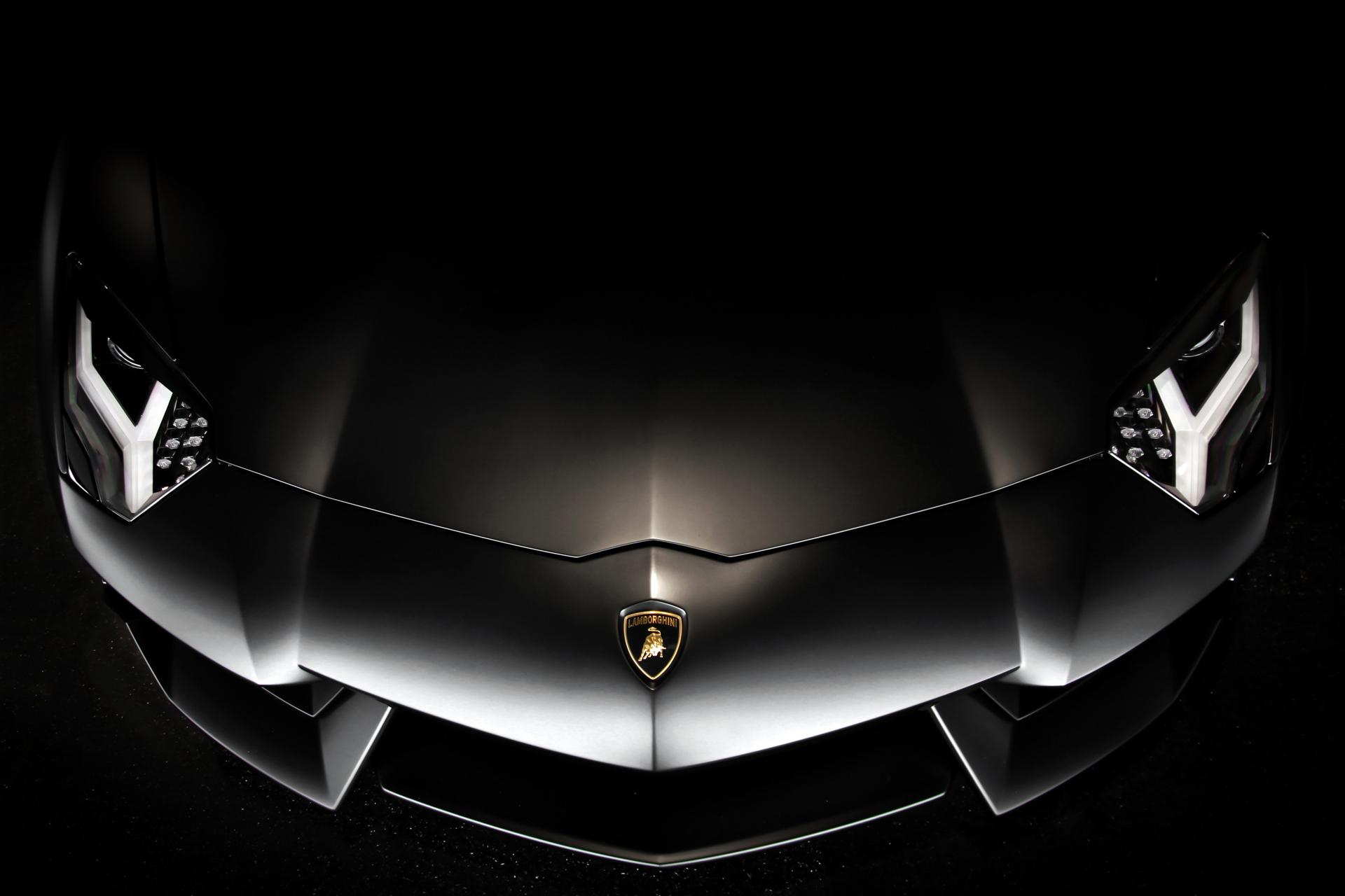 Lamborghini black в каплях без смс