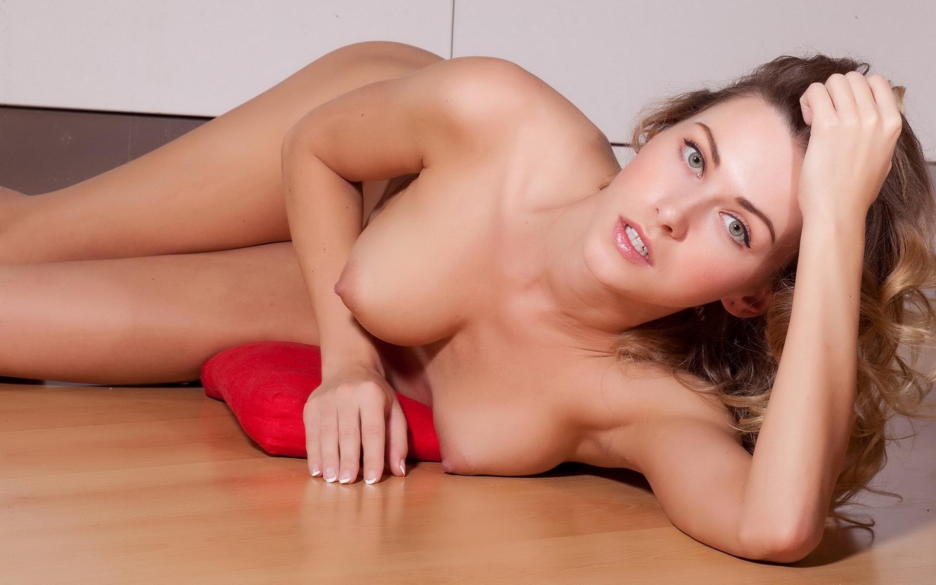 Olga kobzar nude model