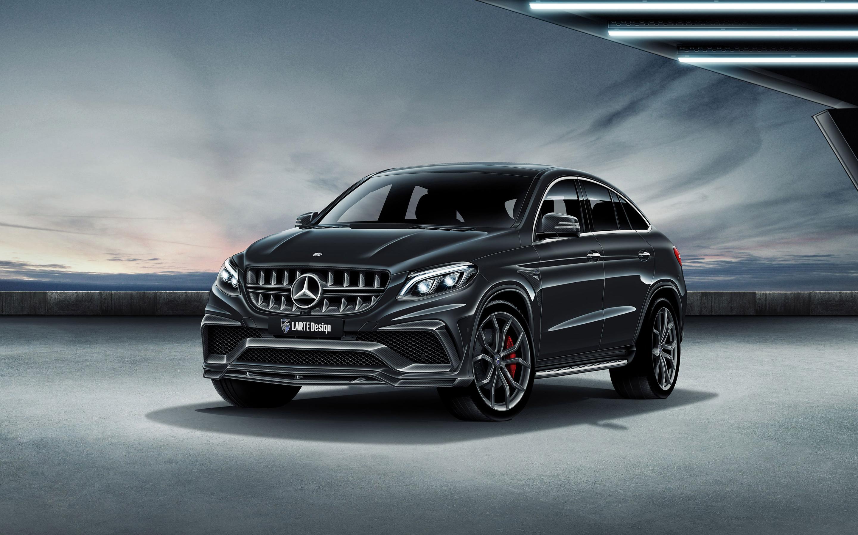 Mercedes GLE AMG купе скачать