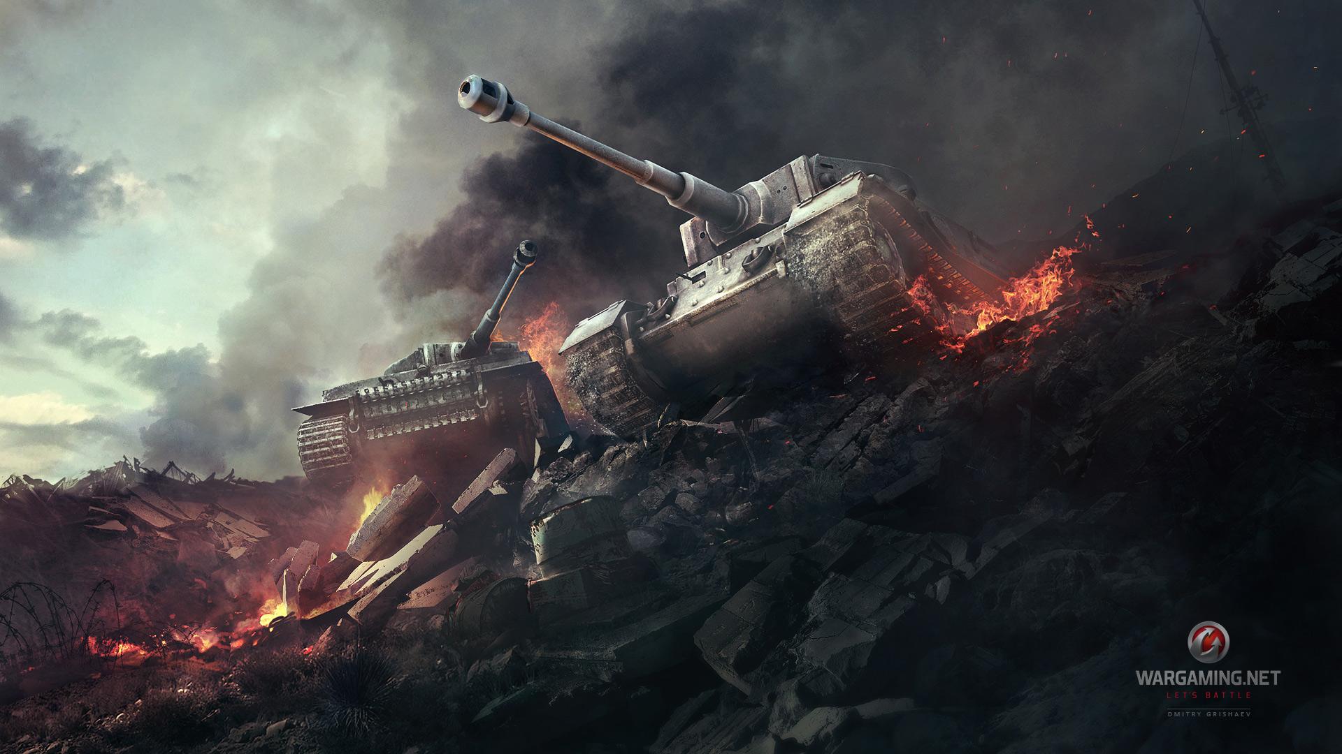 World of Tanks бесплатно