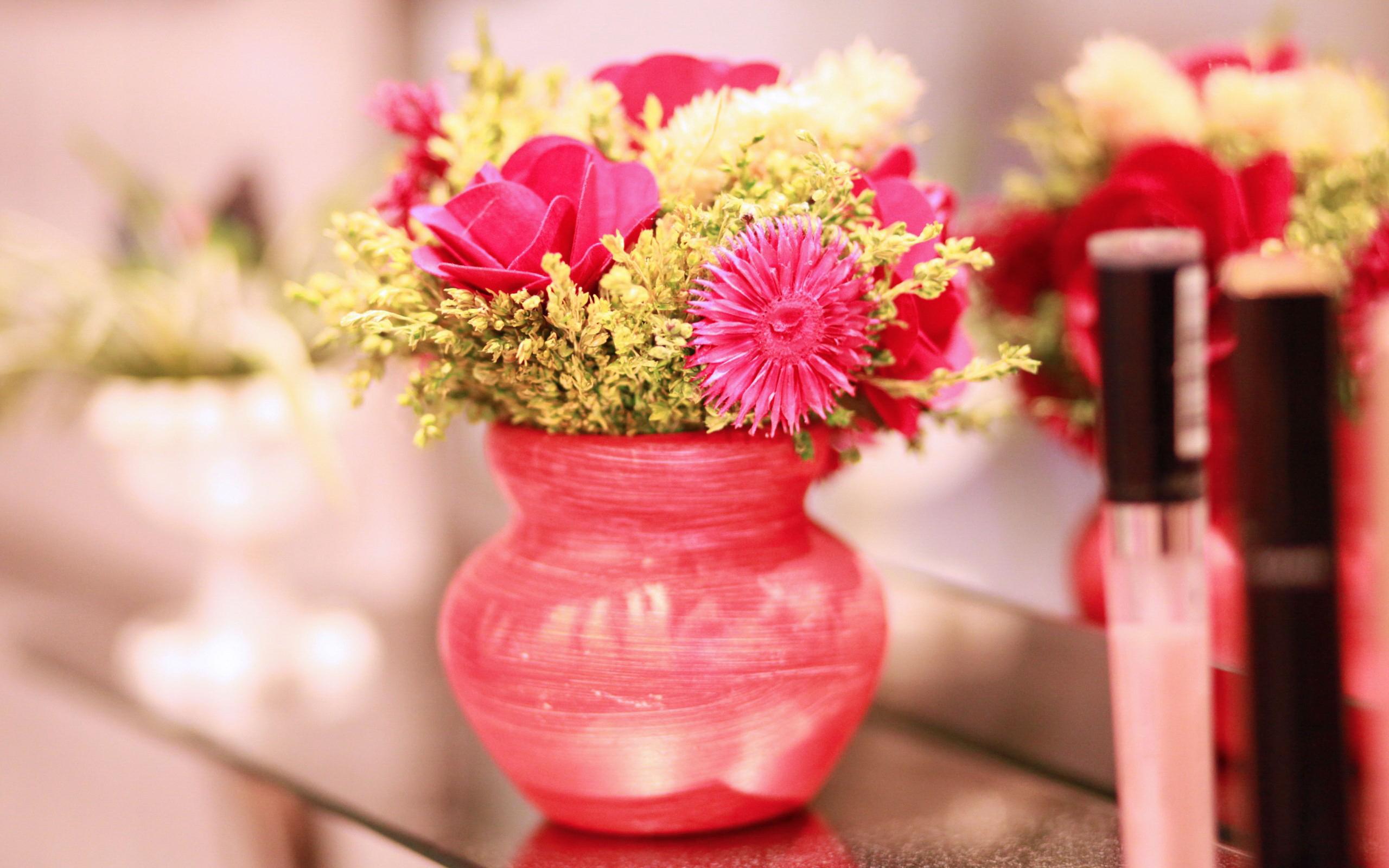 Картинка на рабочий стол цветы в вазе на весь экран