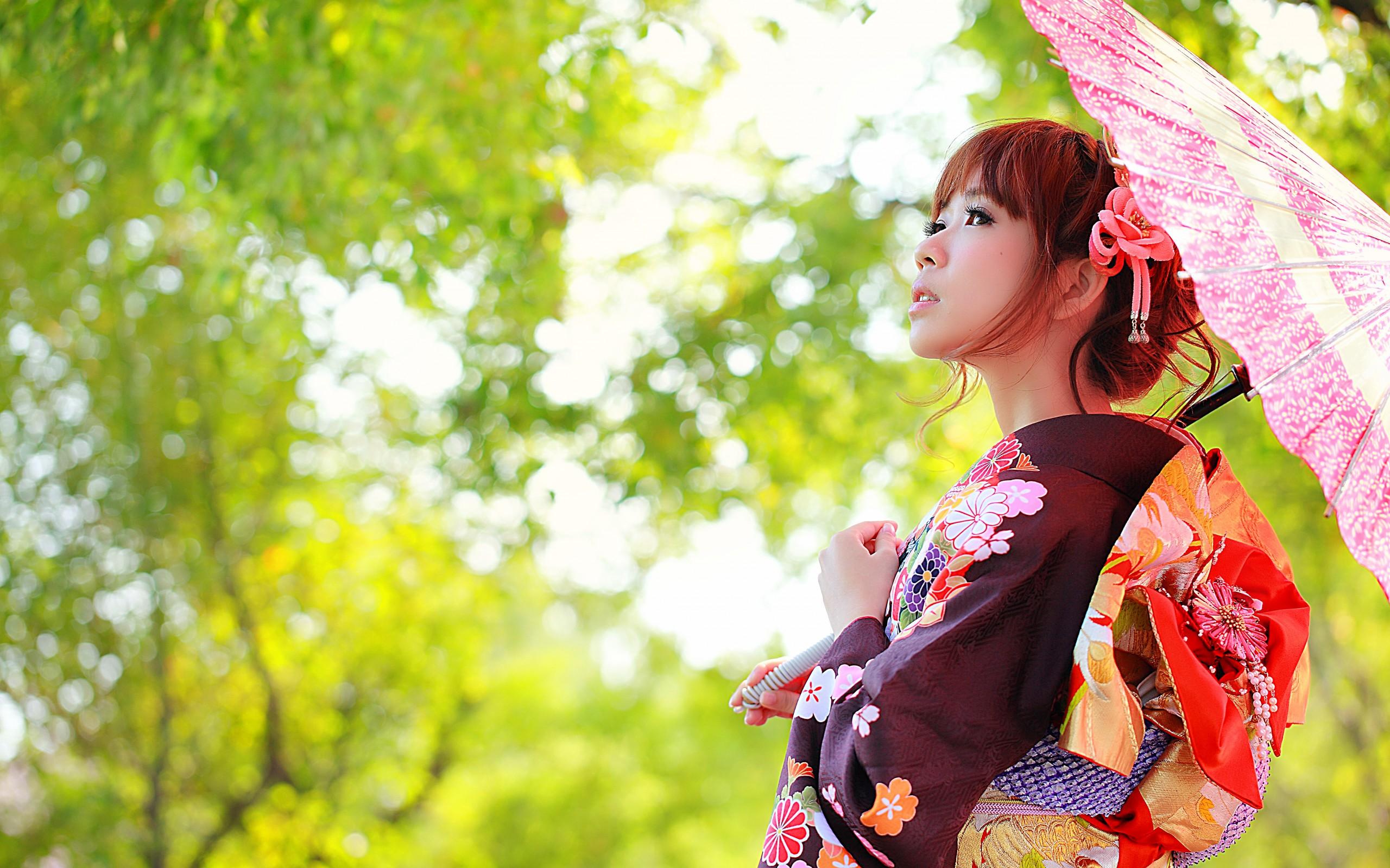 красивые японки с зонтами картинки известная блондинка всех