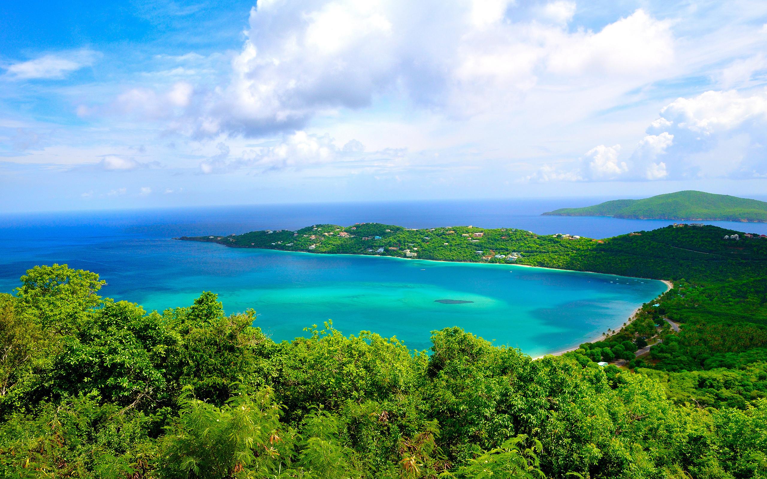 Море остров зелень загрузить