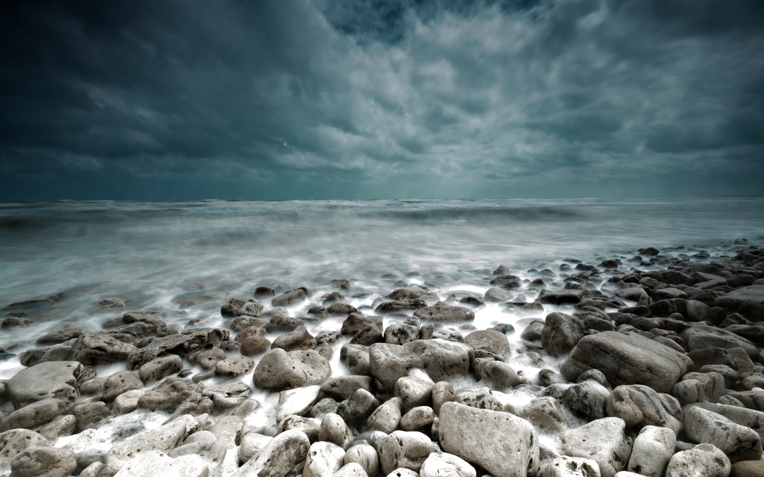 море перед бурей  № 3112527 бесплатно