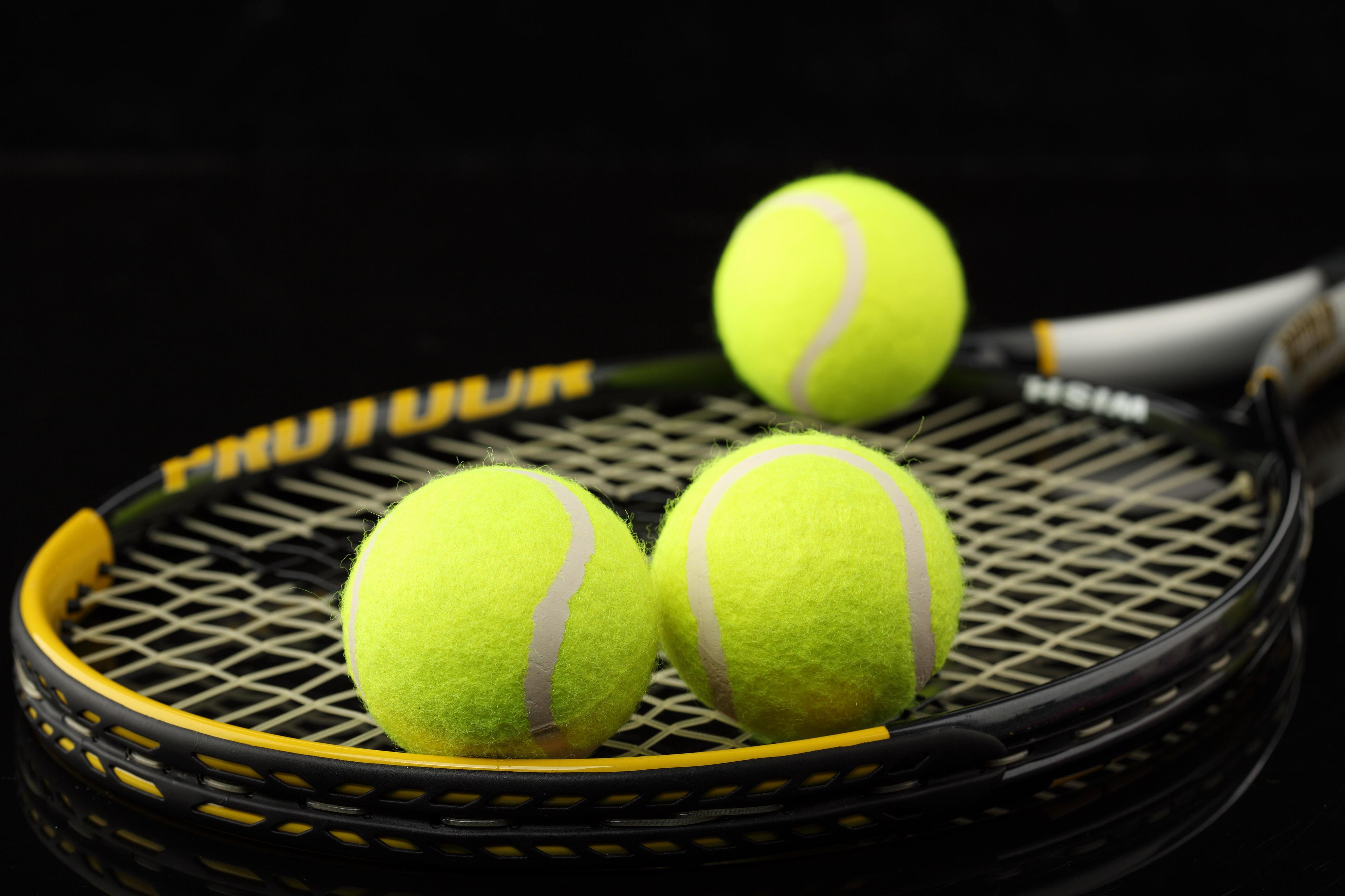 теннисный мяч  № 1367132  скачать