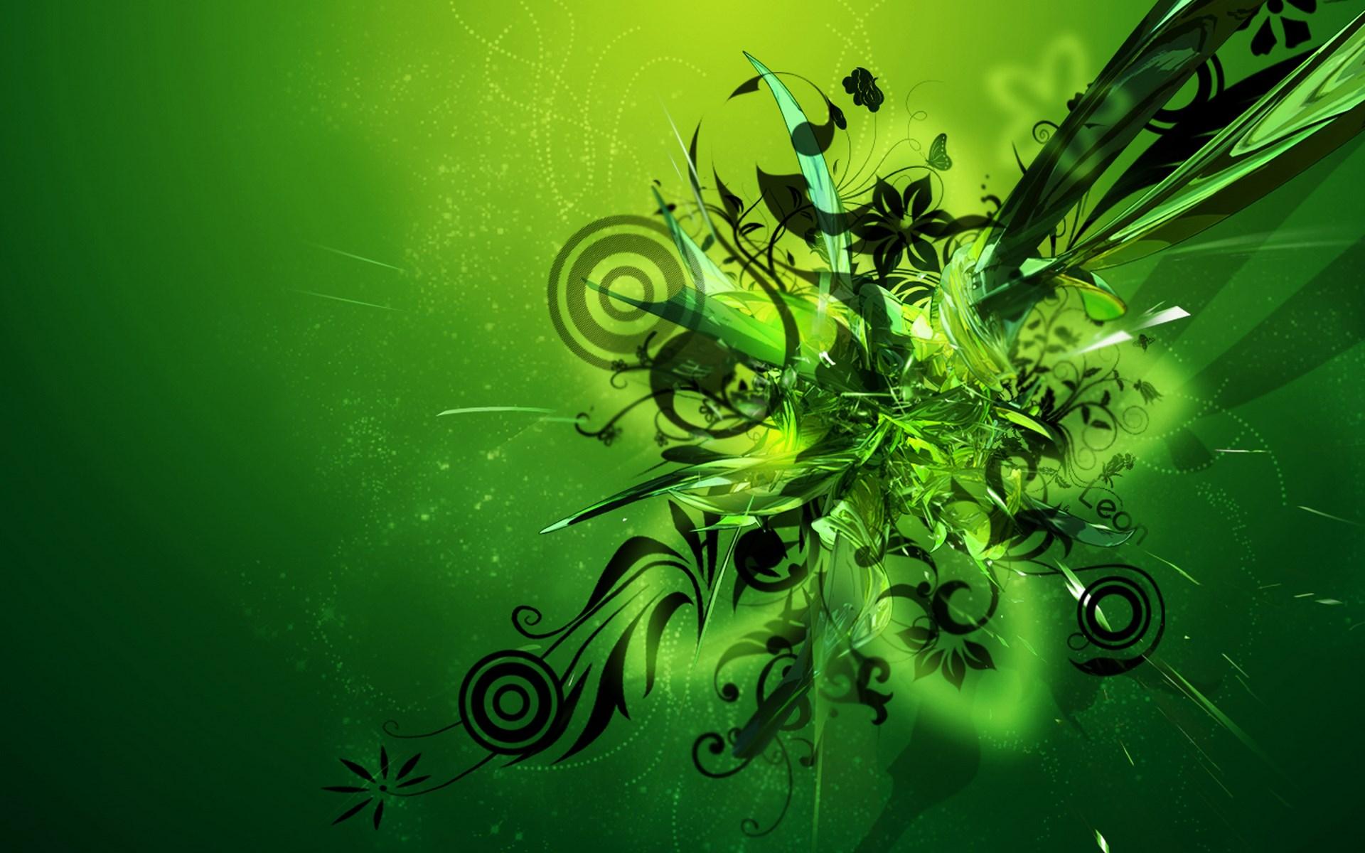 Green Shine скачать