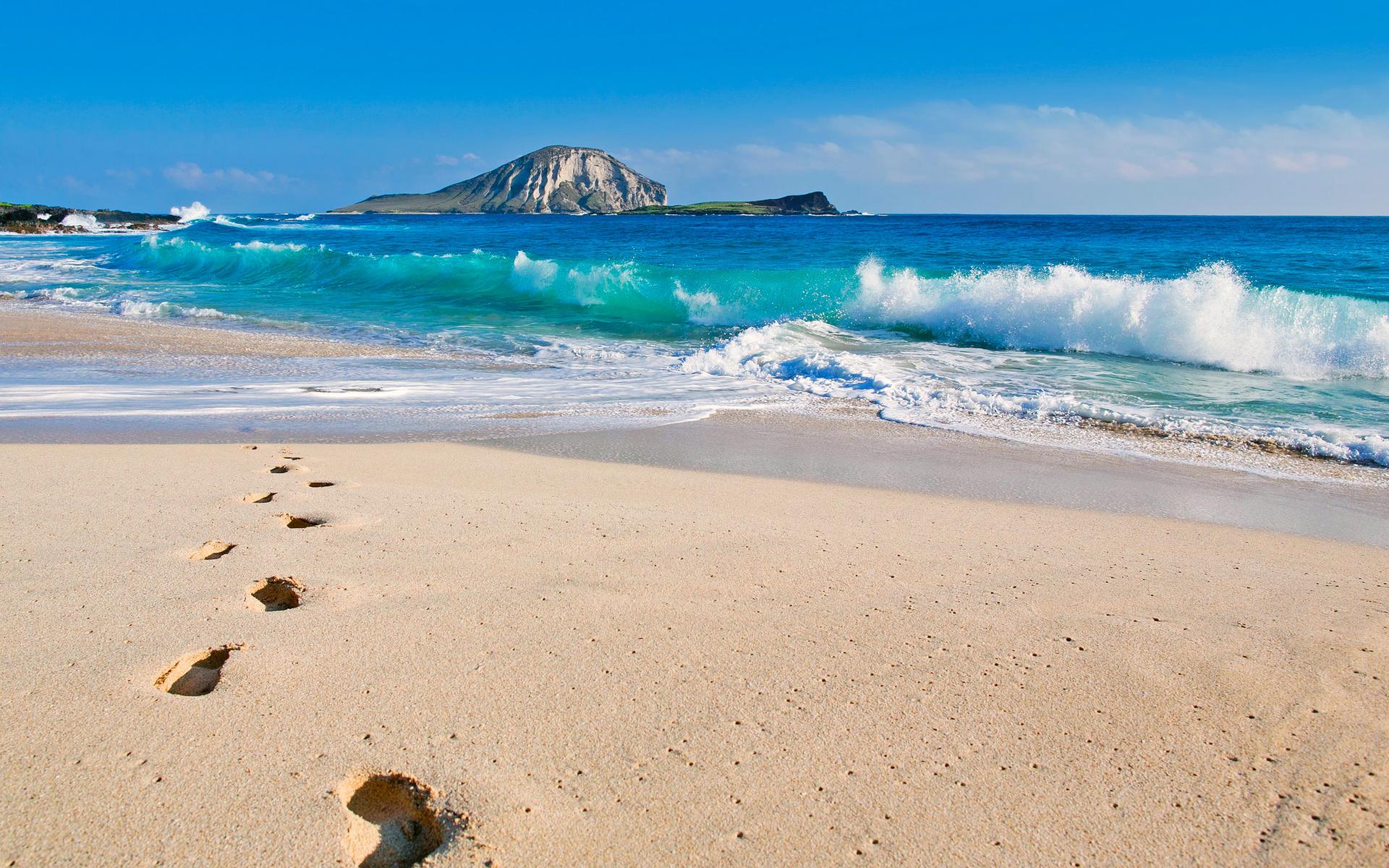 море песок полоса остров бесплатно