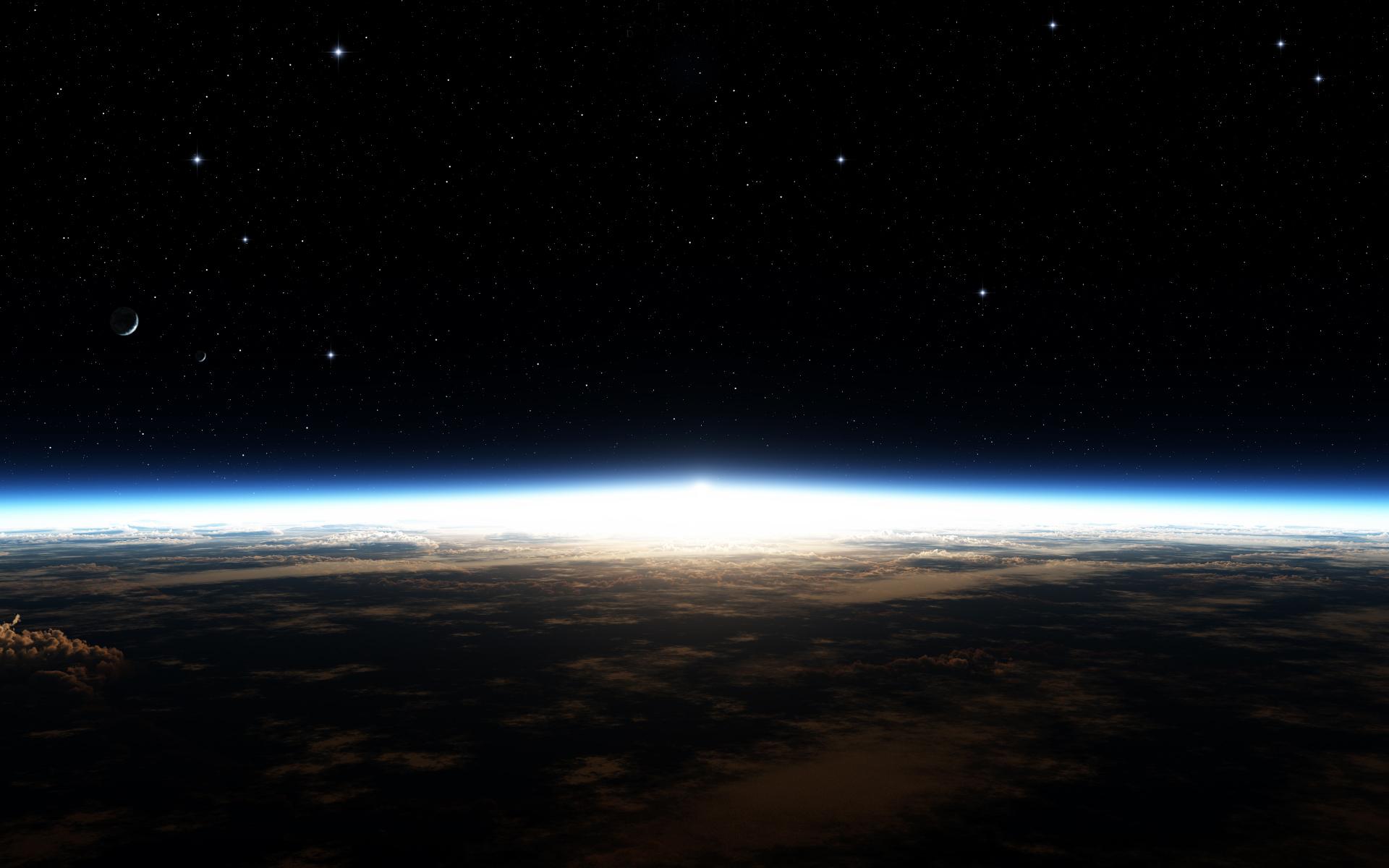 горизонт земля скачать