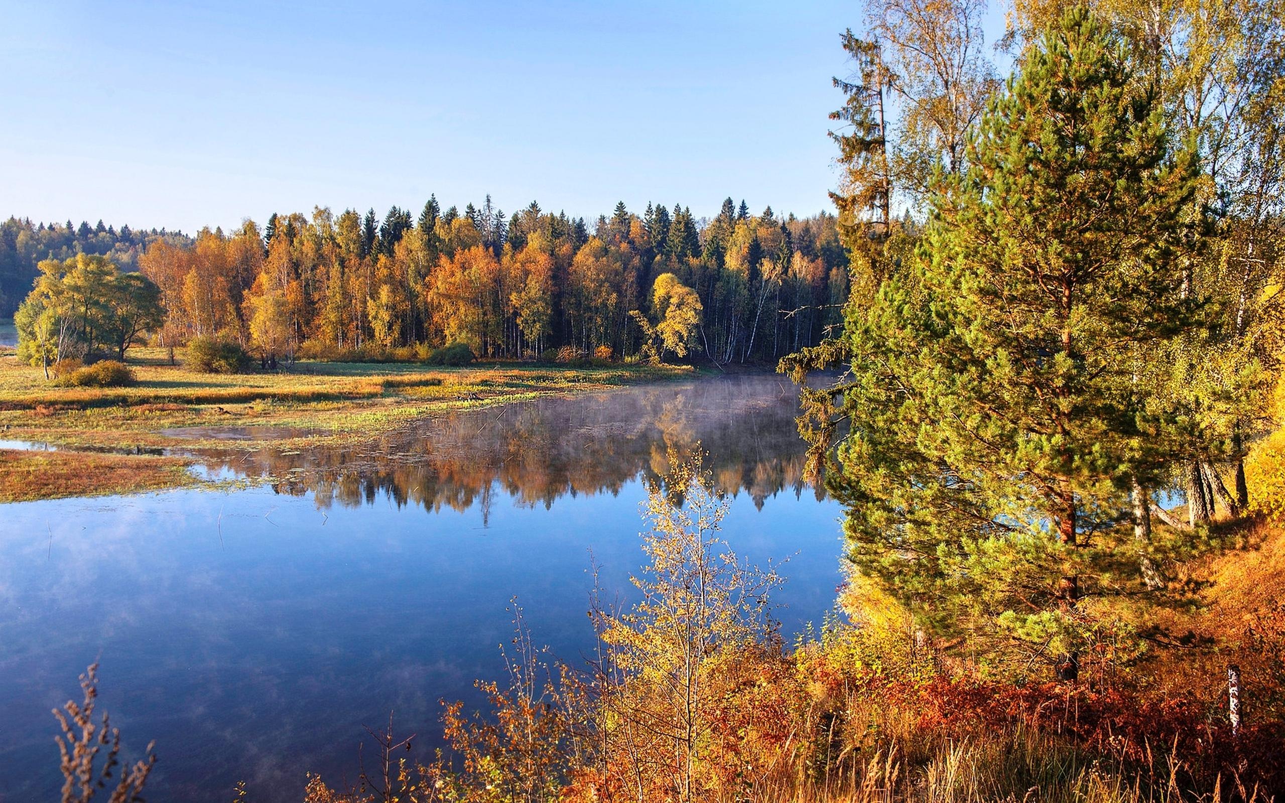 Картинки средняя осень