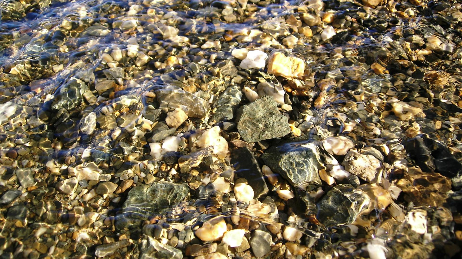 Вода об камни скачать