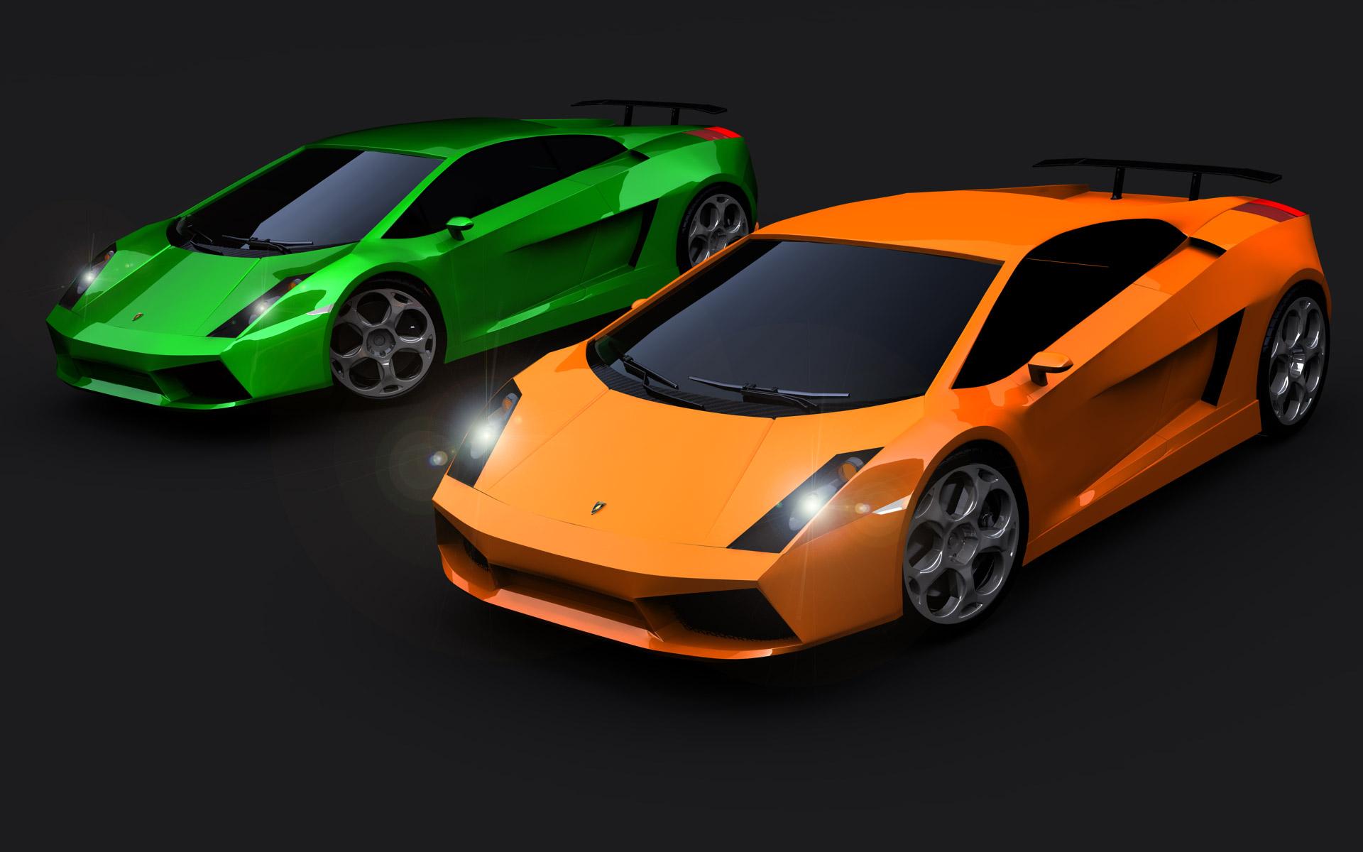 Lamborghini Gallardo - Ламборгини Галлардо бесплатно