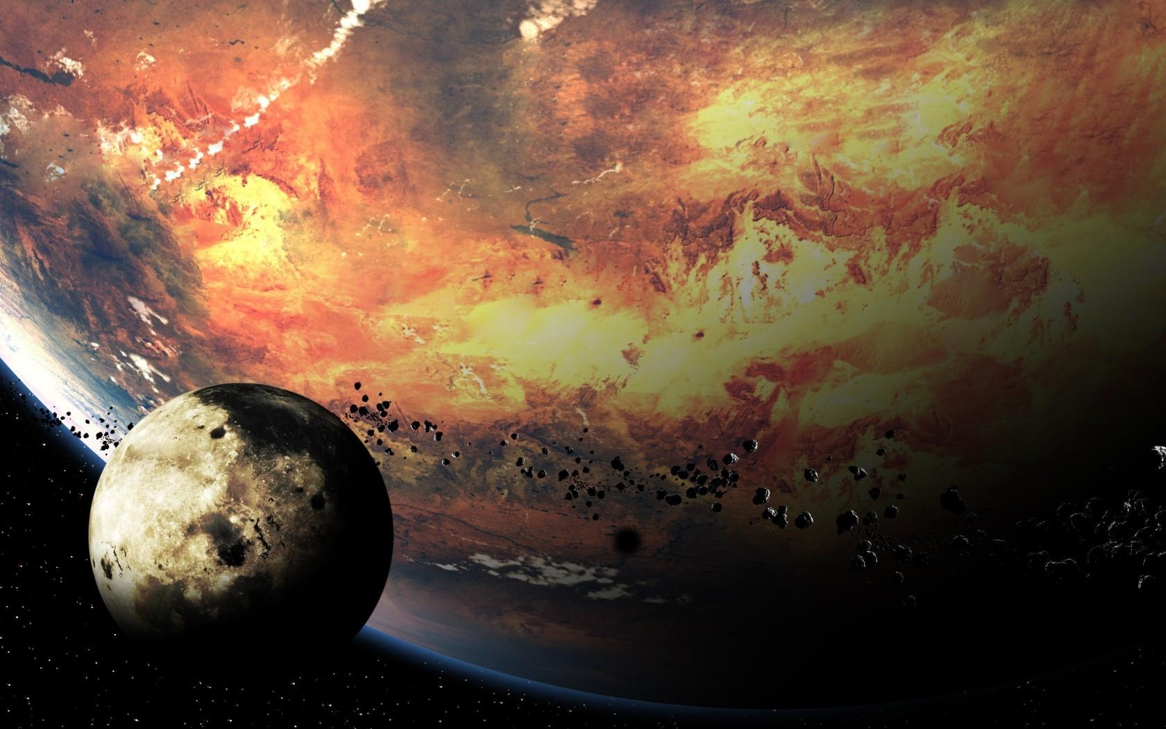 интересная важная картинки на рабочий стол планеты солнечной системы ответим