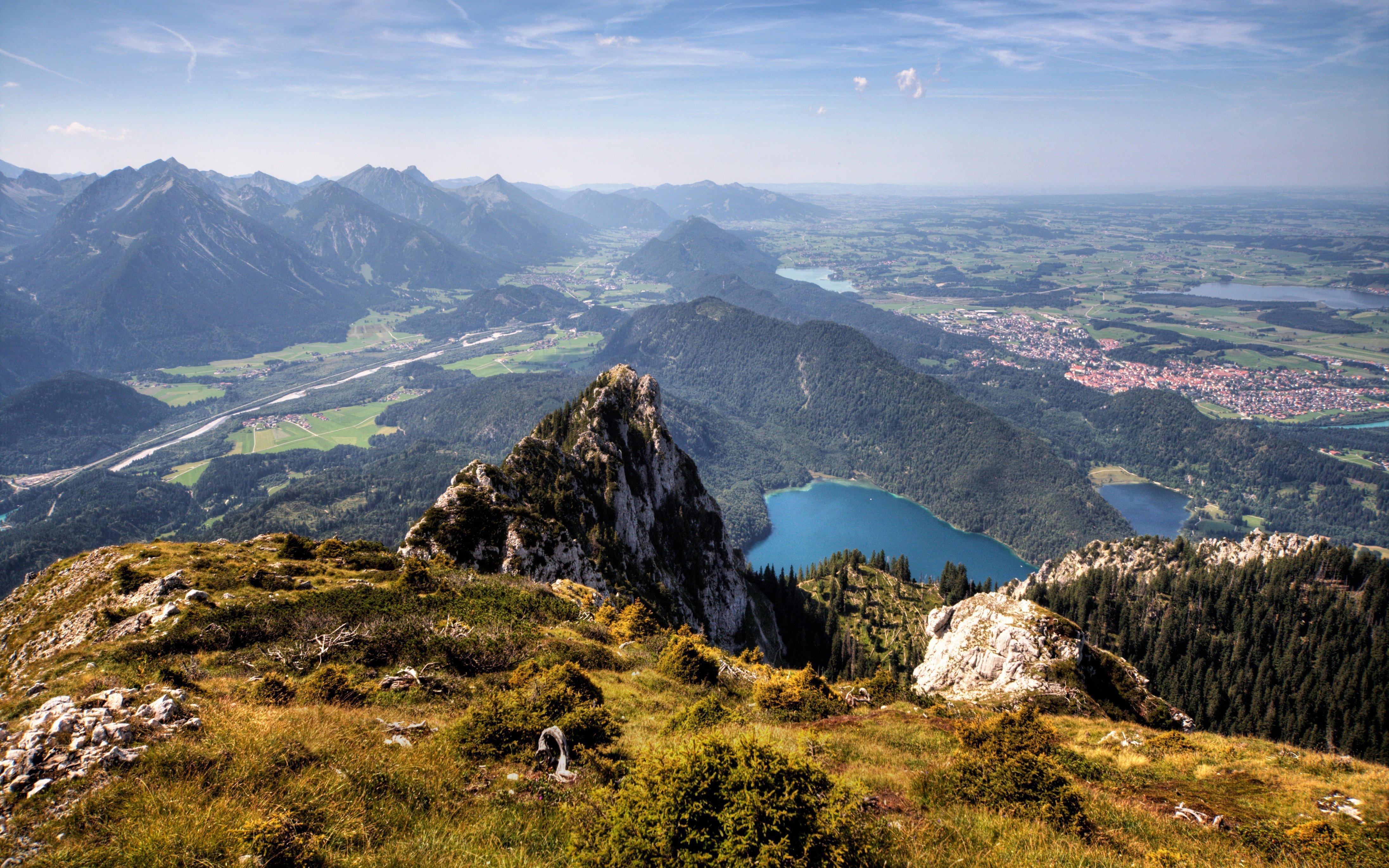 mountain ridge landscap eye - HD1920×1200