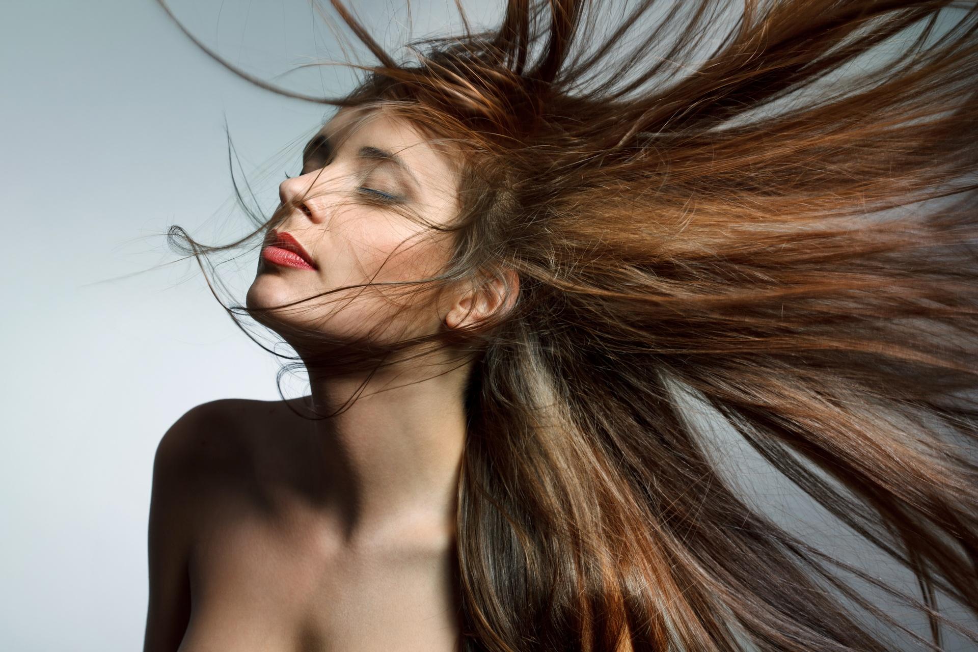 картинка волос на ветру девушек