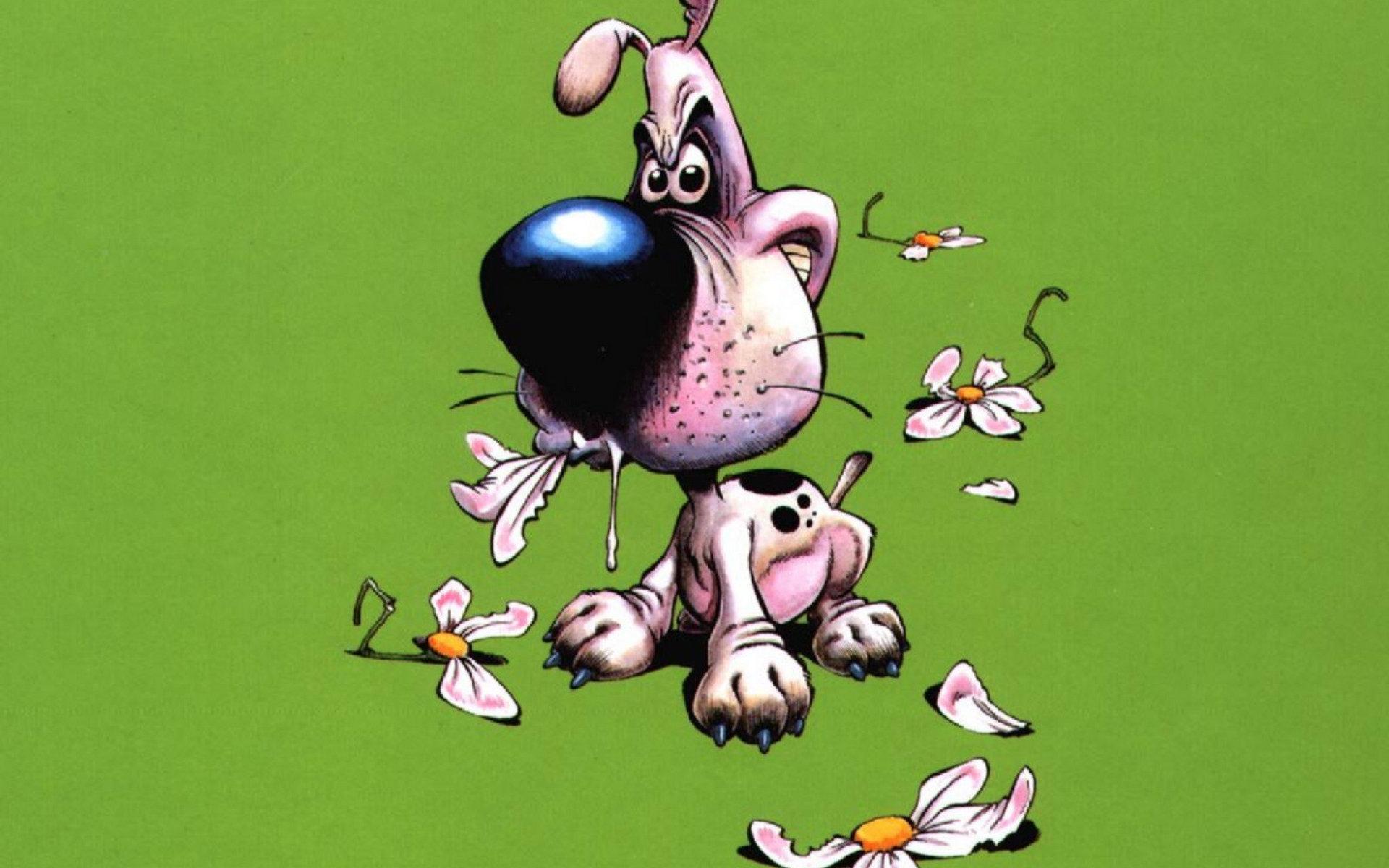 Картинки нарисованные забавные животные