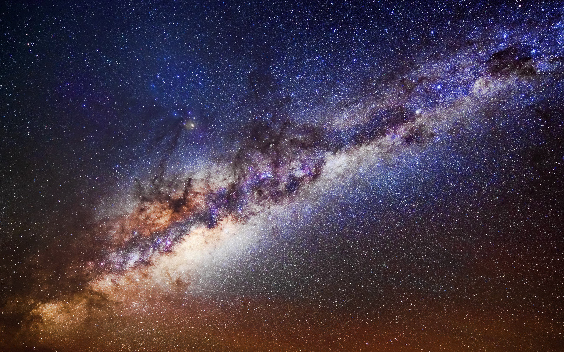 Обои галактика космос звезды картинки на рабочий стол на тему Космос - скачать  № 3548482 без смс