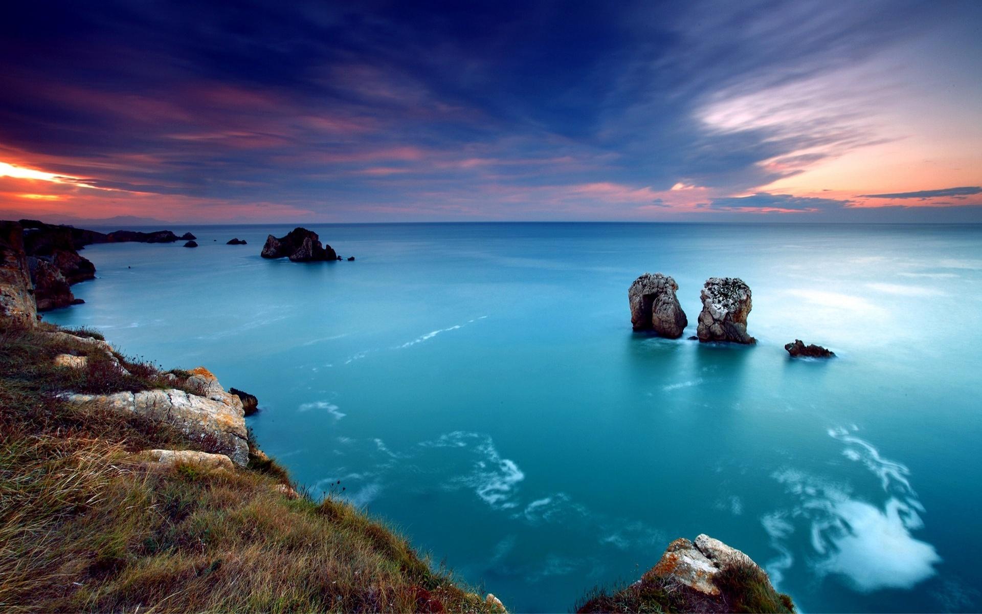 бирюзовое море  № 261937 без смс