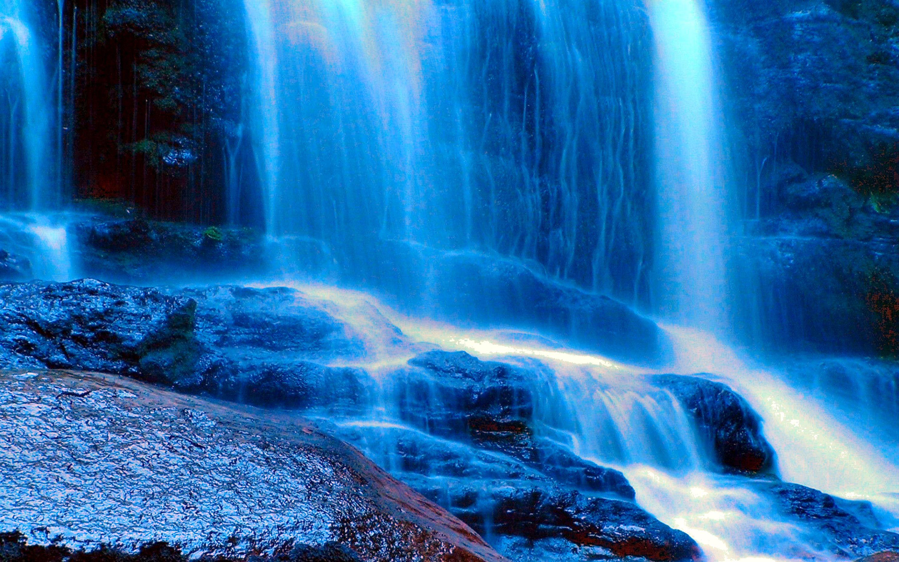 темных картинки на телефон водопады движущиеся море провели один