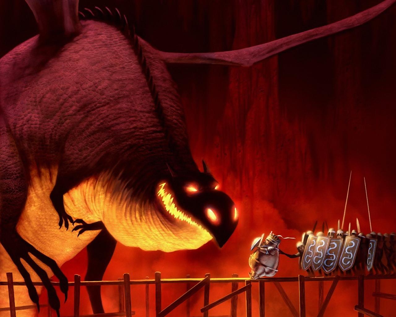 Картинки про прикольных драконов