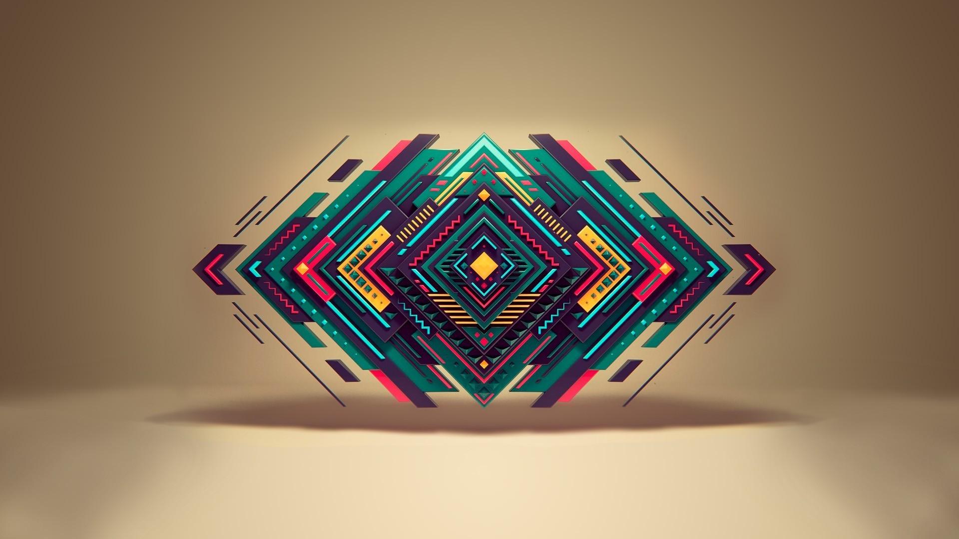 текстура графика абстракция цвета треугольники без смс