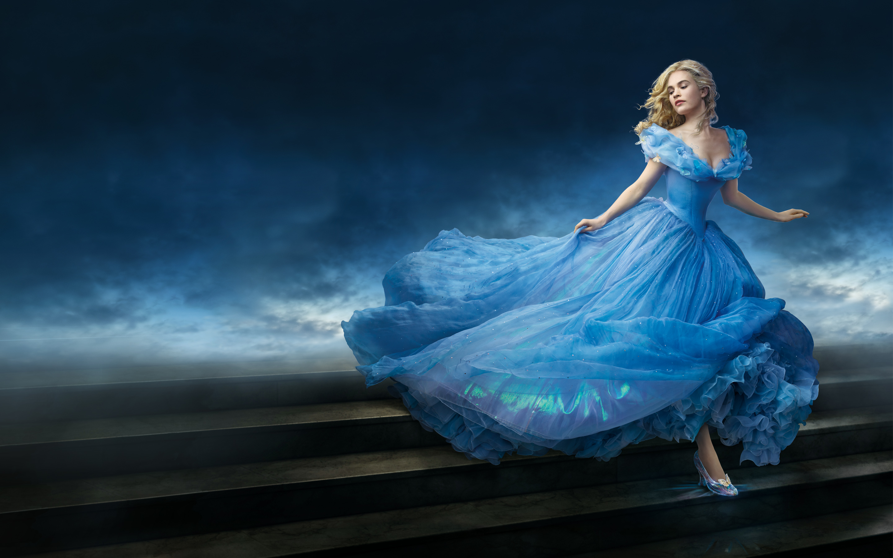 representations of cinderella in the glass sipper by charles perrault and the ever after movie