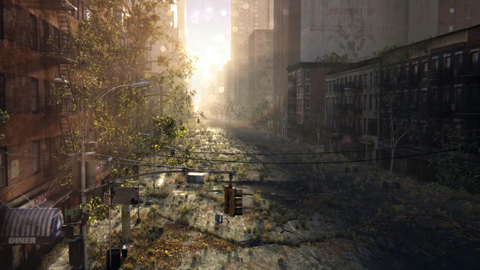 Заброшенное здание в джунглях загрузить