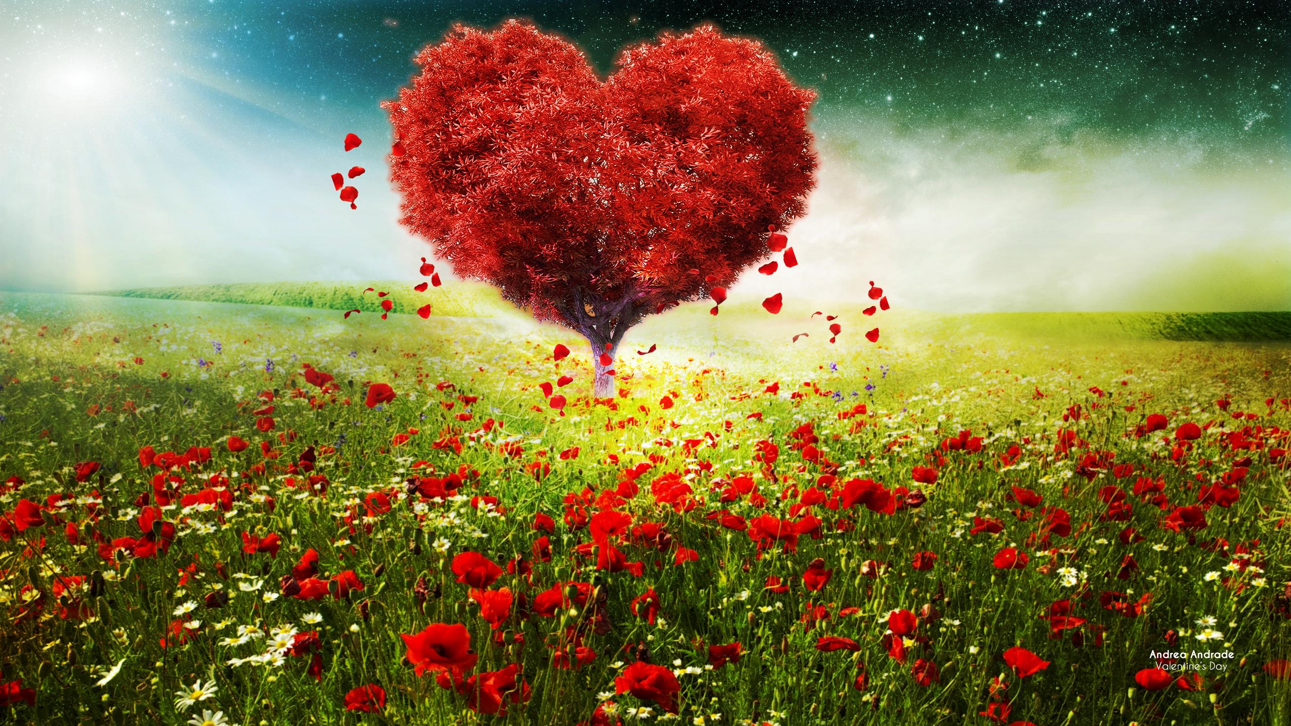 дерево сердца бесплатно