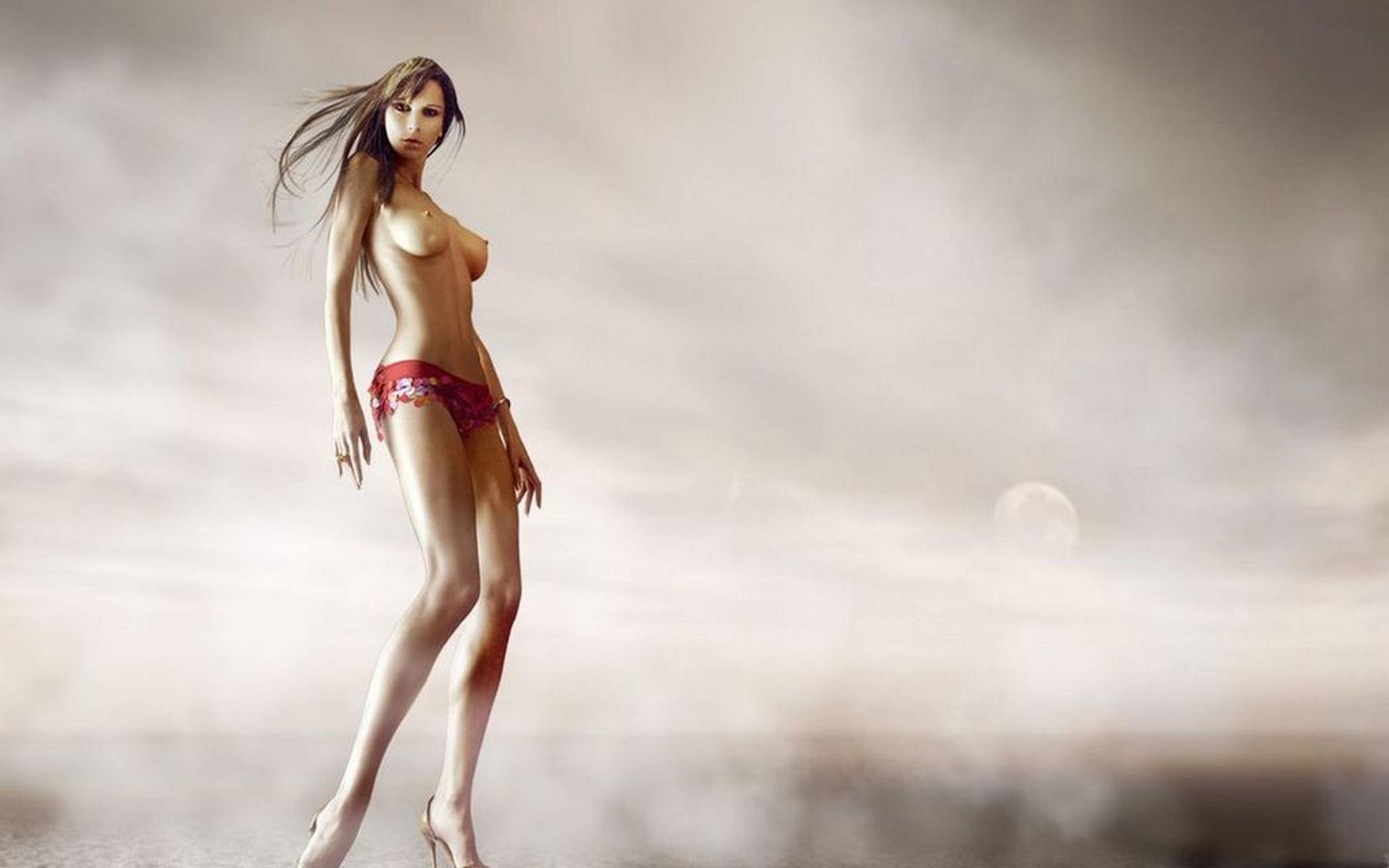 Тощие девочки голые фото 3 фотография