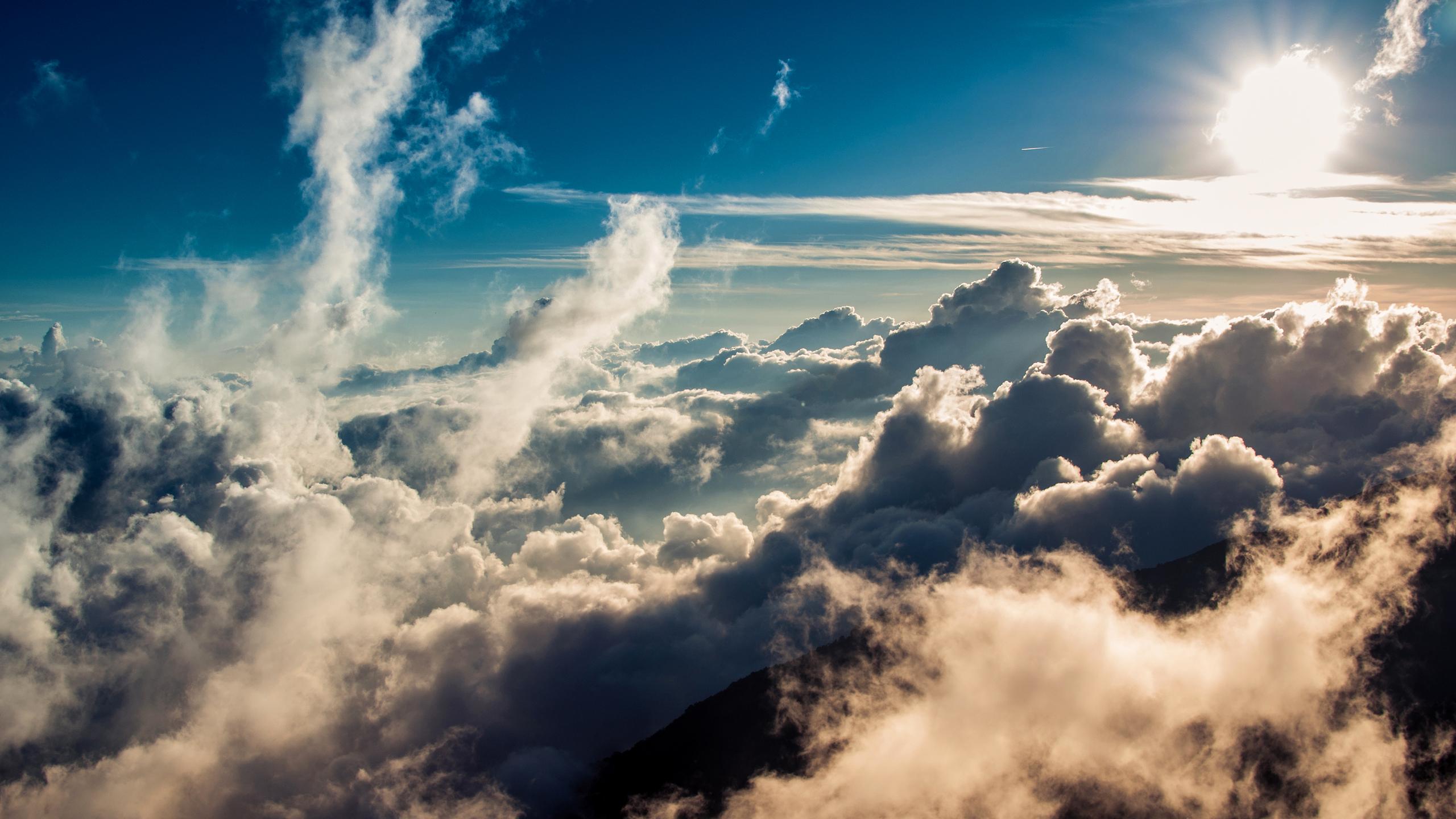 Низкие облака бесплатно
